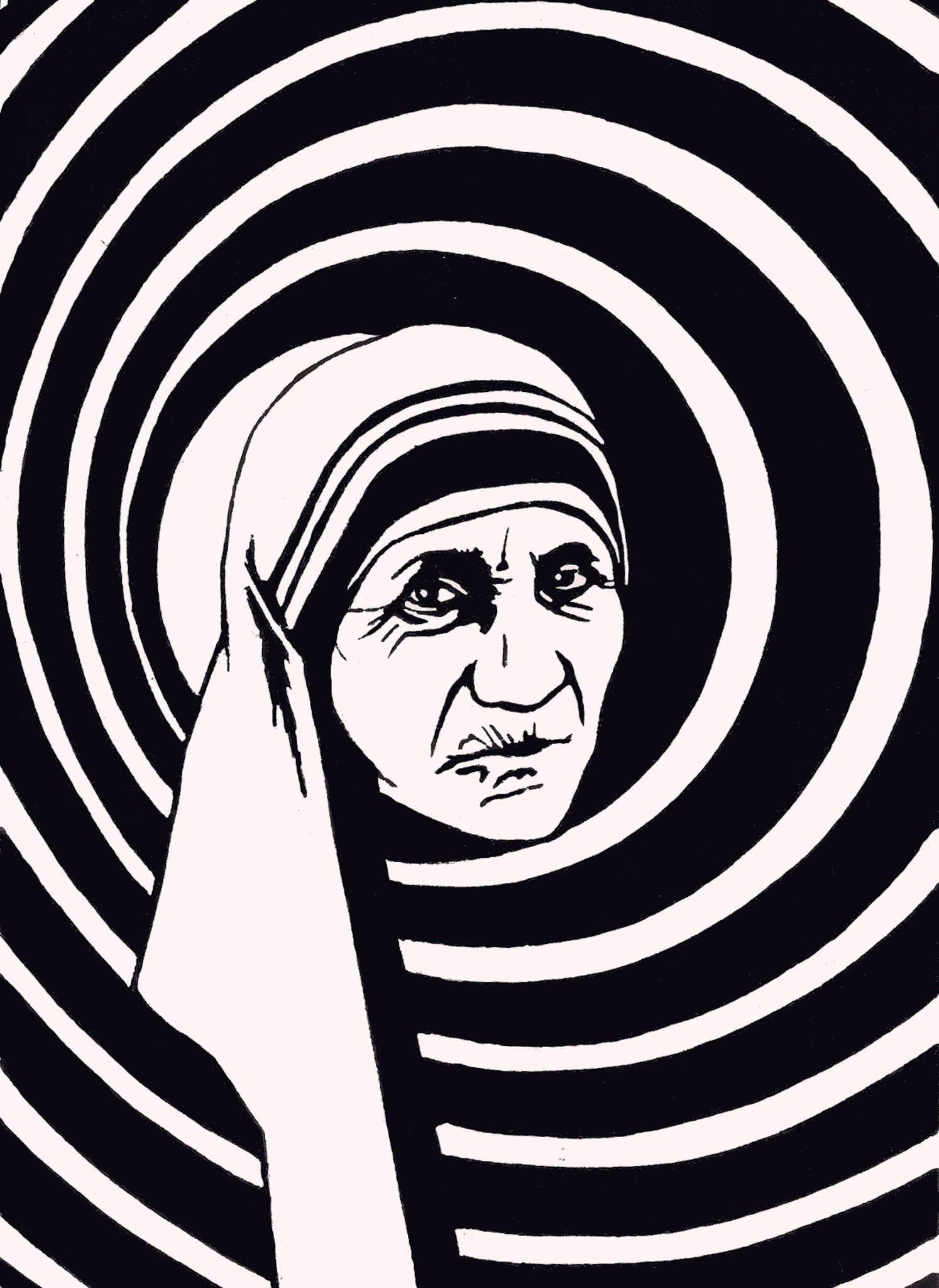 Mutter Teresa, 15/12/2017, Edition 5, A5