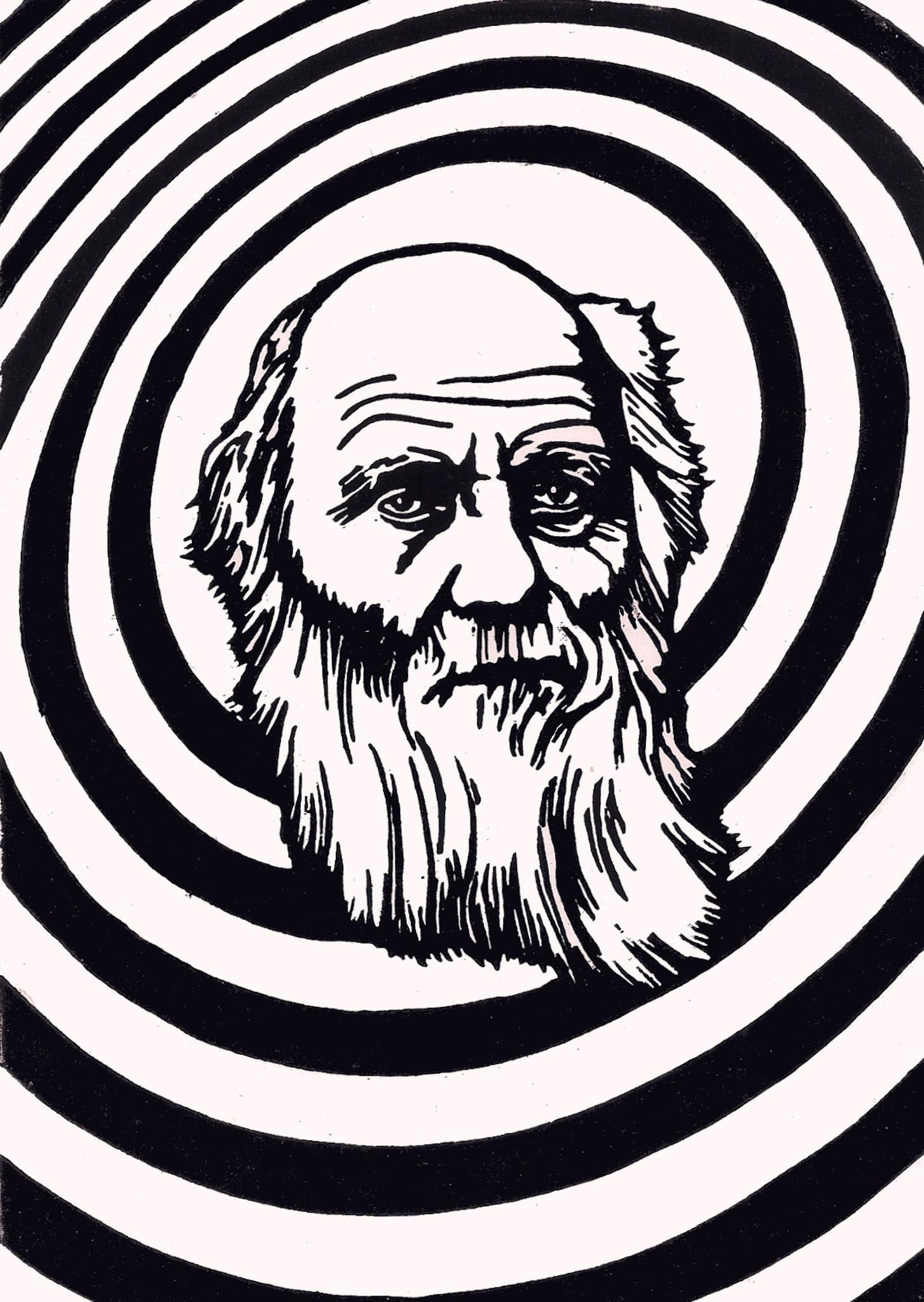 Charles Darwin, 08/11/2017, Edition 5, A5