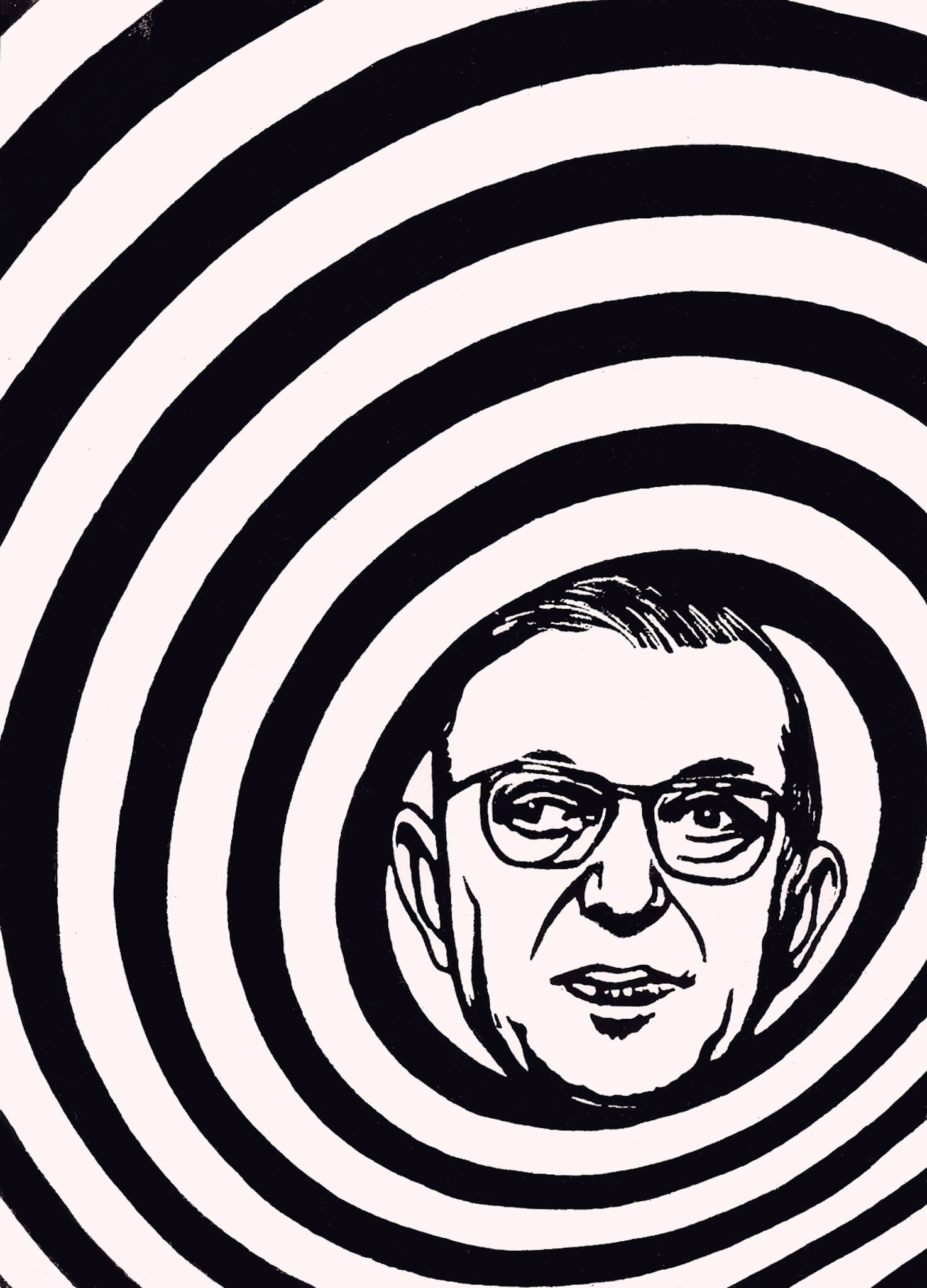 Jean-Paul Sartre, 23/12/2017, Edition 5, A5
