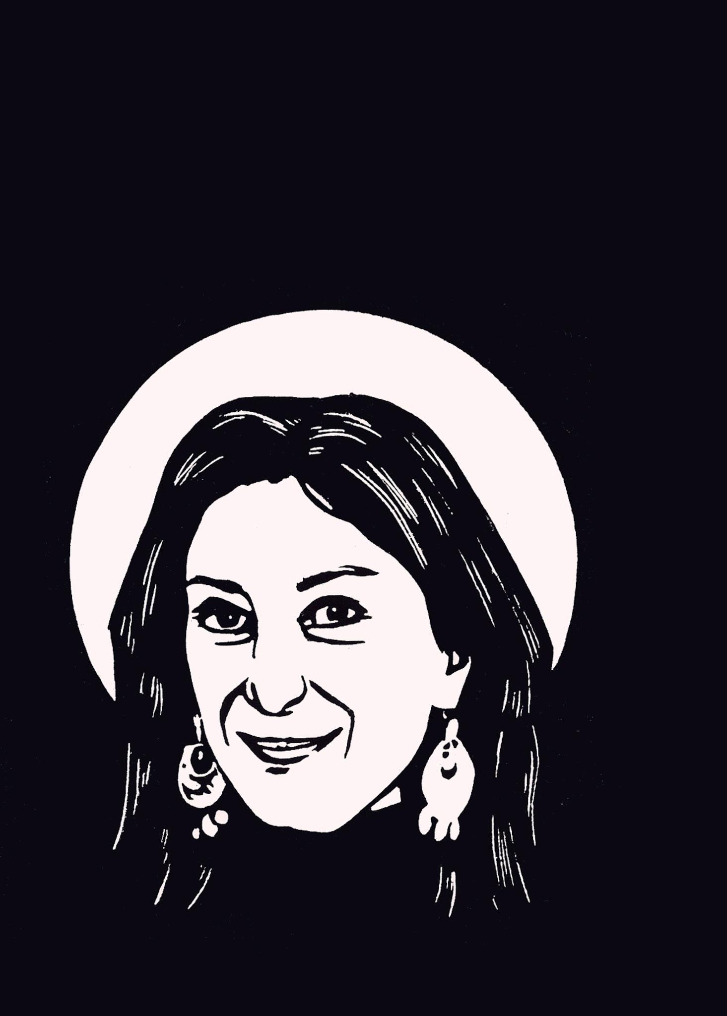 Daphne Caruana Galizia, 24/01/2018, Edition 5, A5