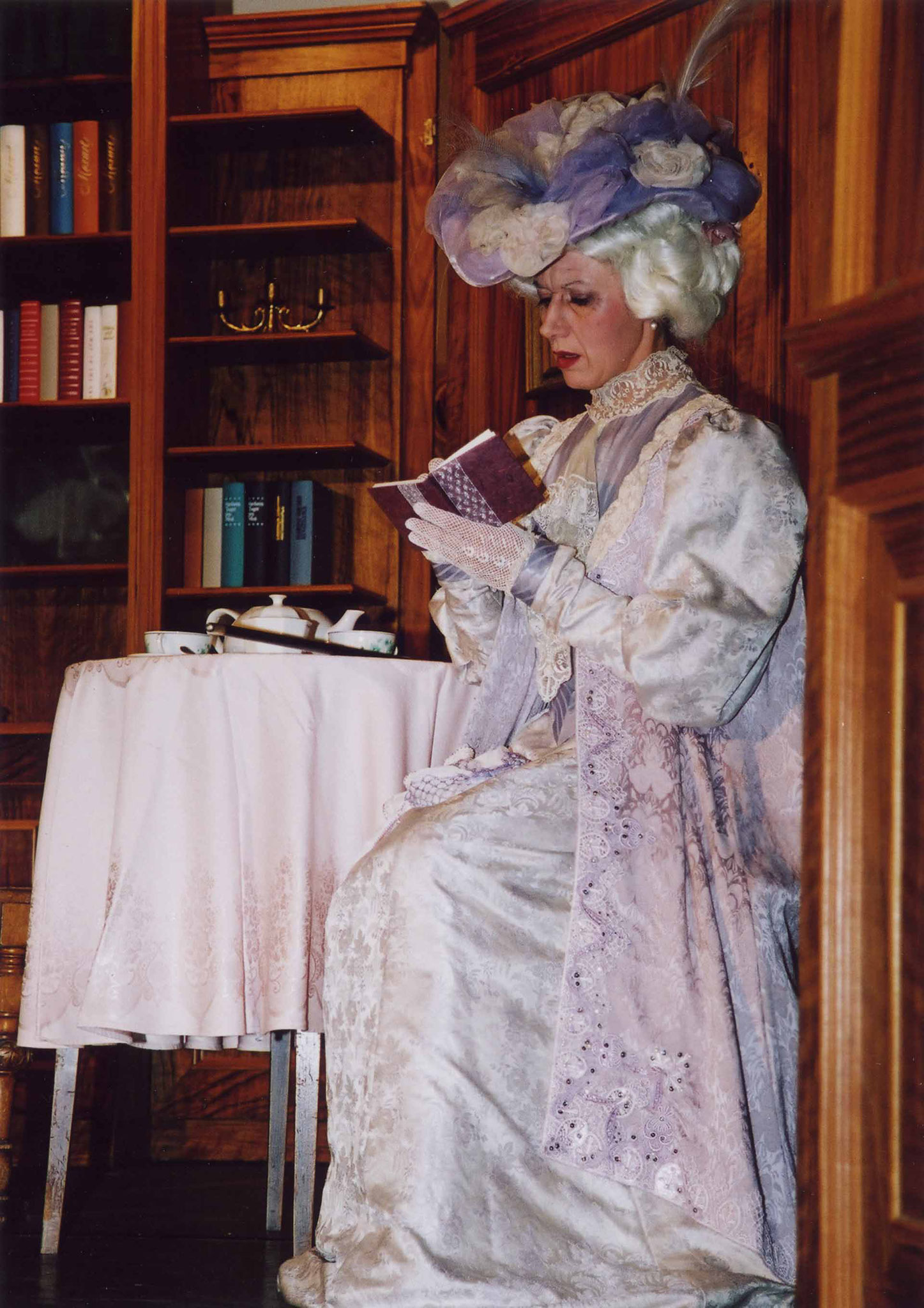 "2001: ""Lady Bracknell"" in ""Bunbury"""