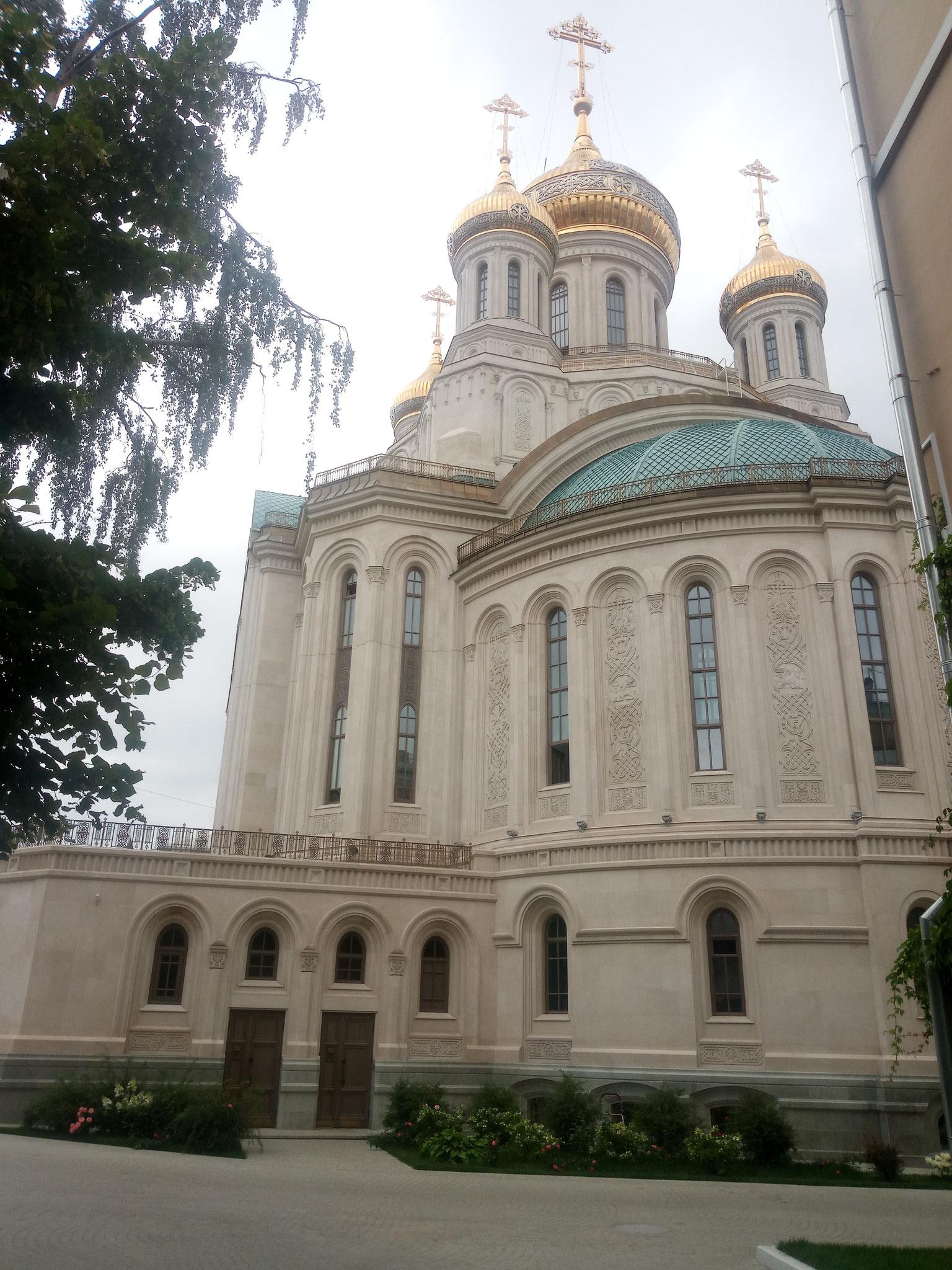 Strentensky monastery