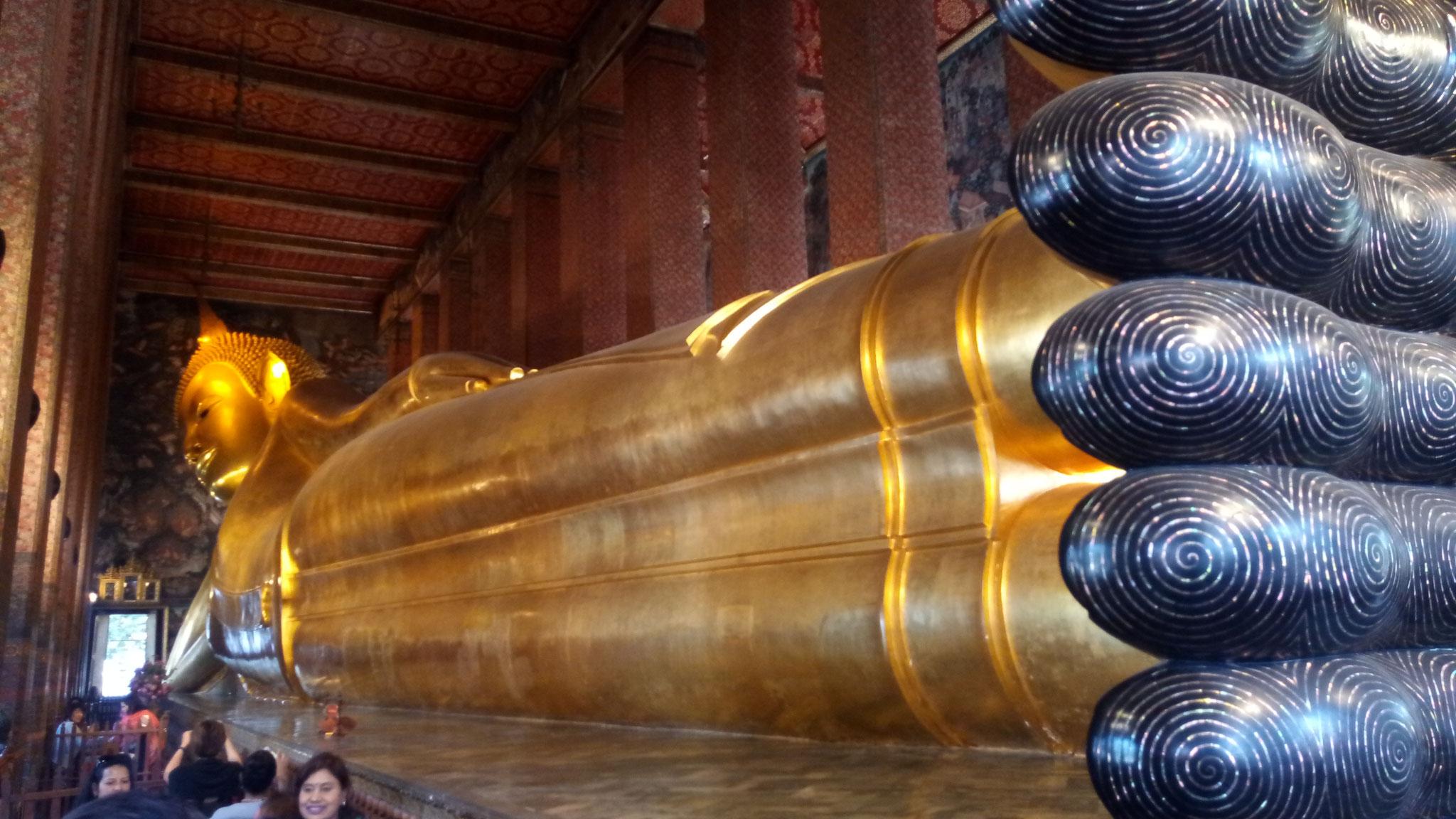 Wat Pho le Grand Bouddha