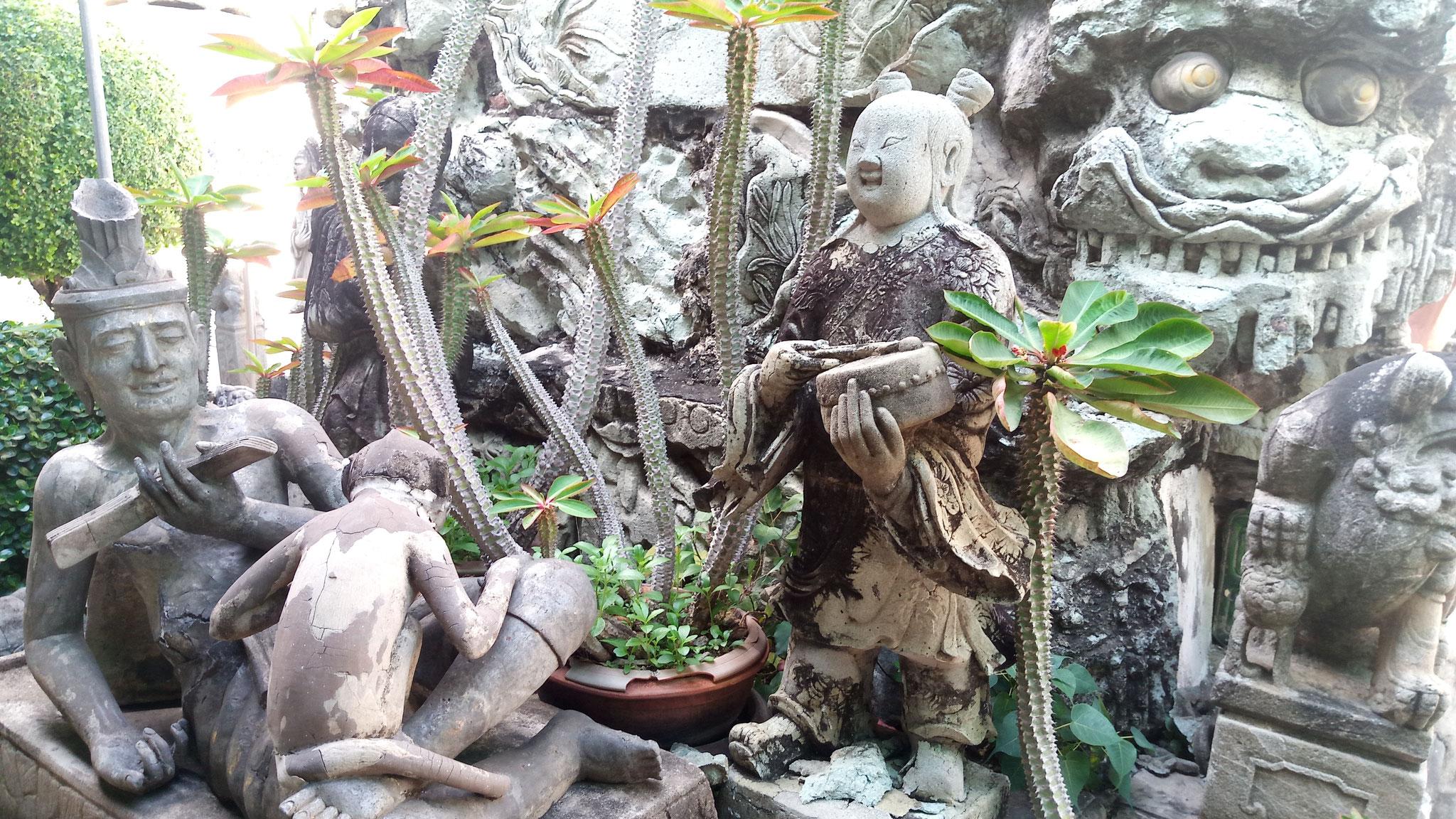 Jardin de Wat Sutha