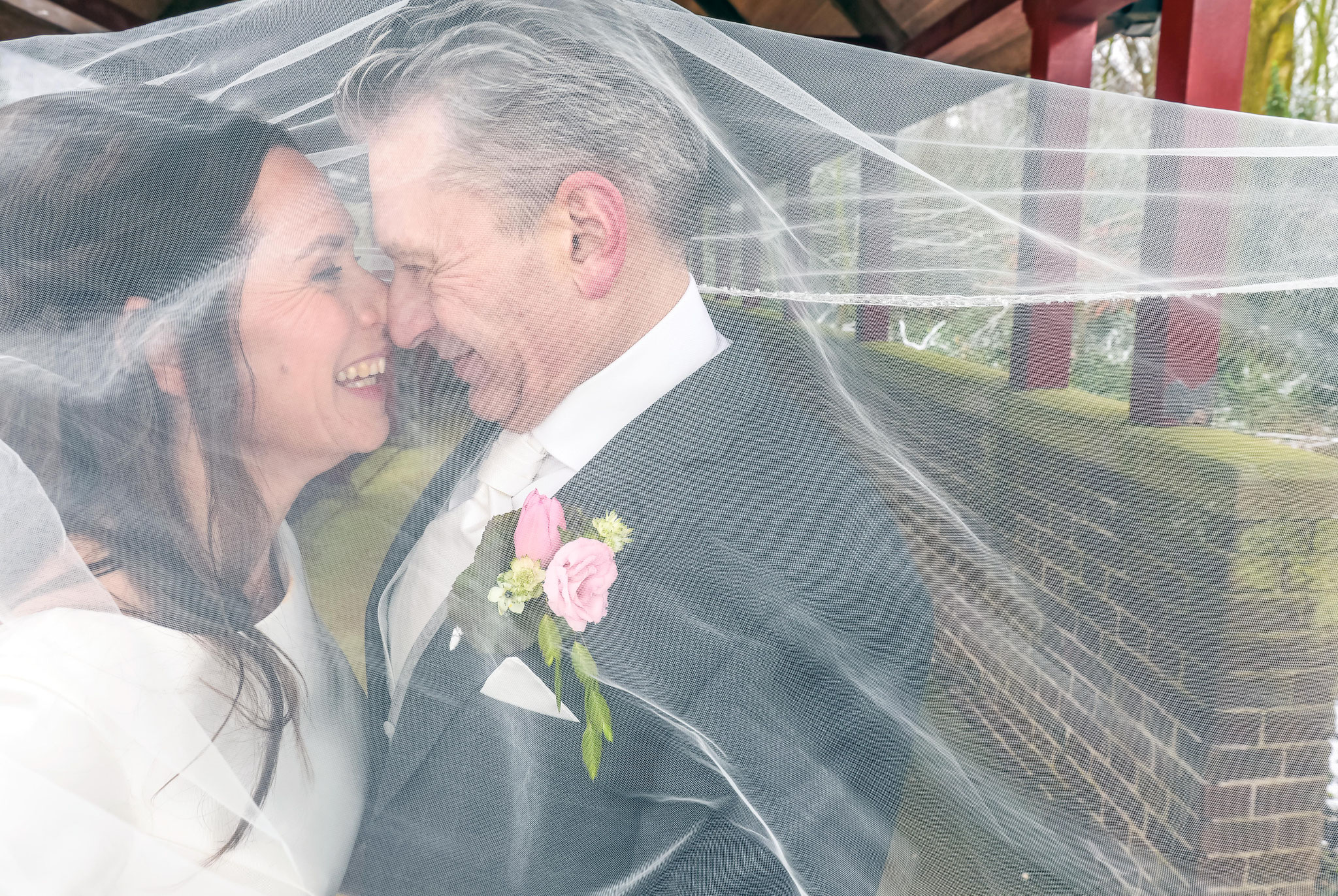 Bruidssluier en de liefde