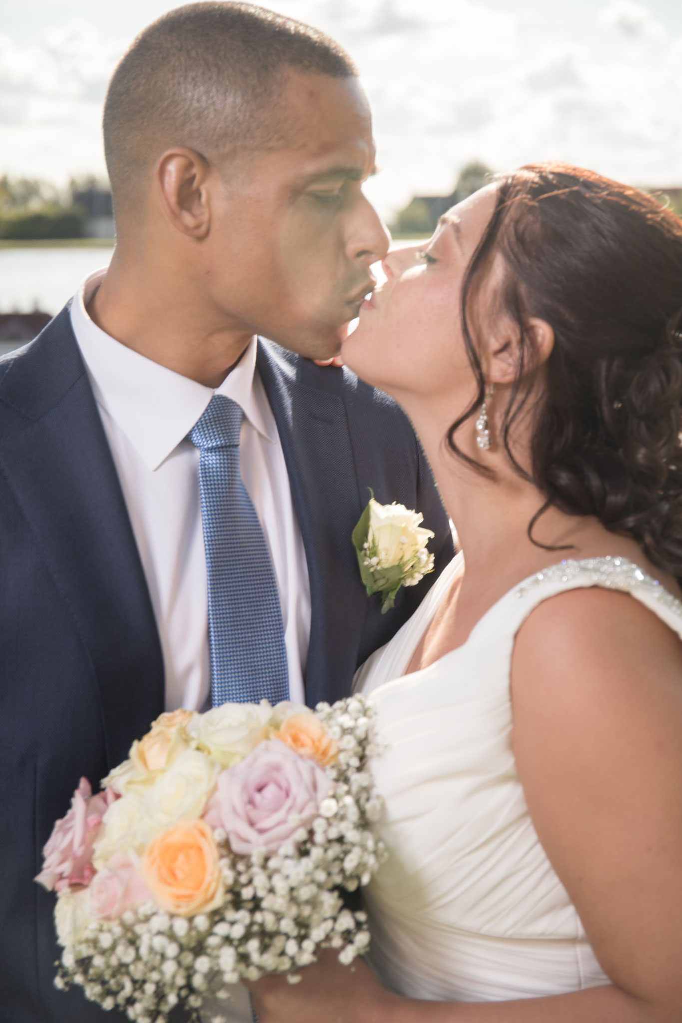 Trouwfotografie kus