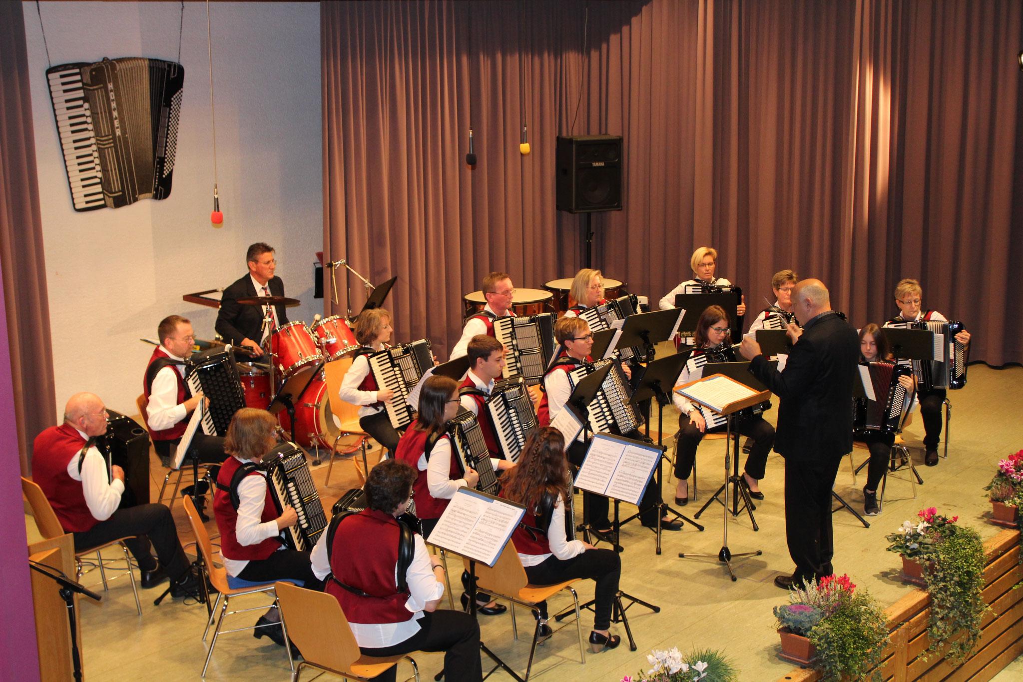 unser Hauptorchester