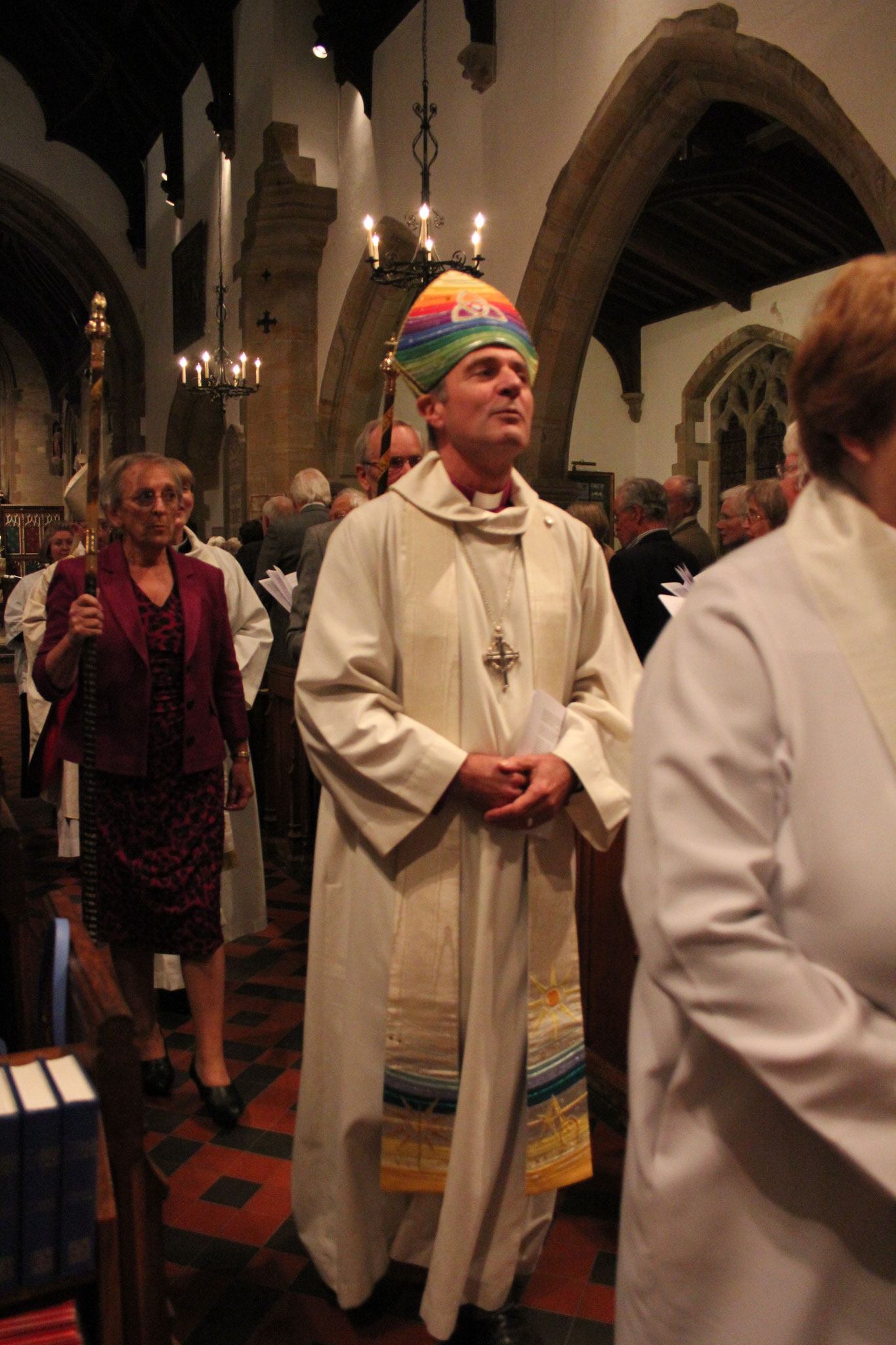 The Bishop of Swindon