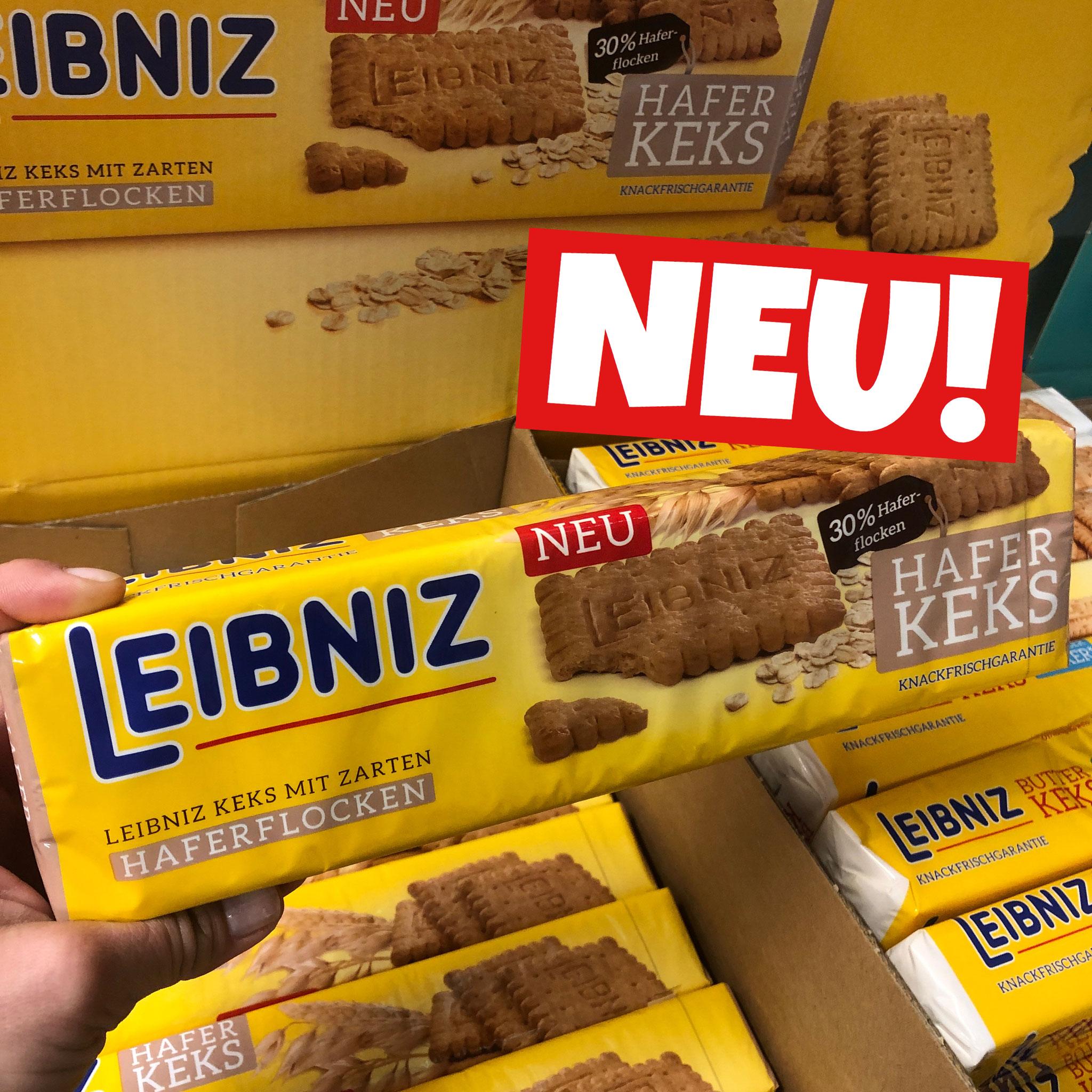 Leibniz Haferkeks