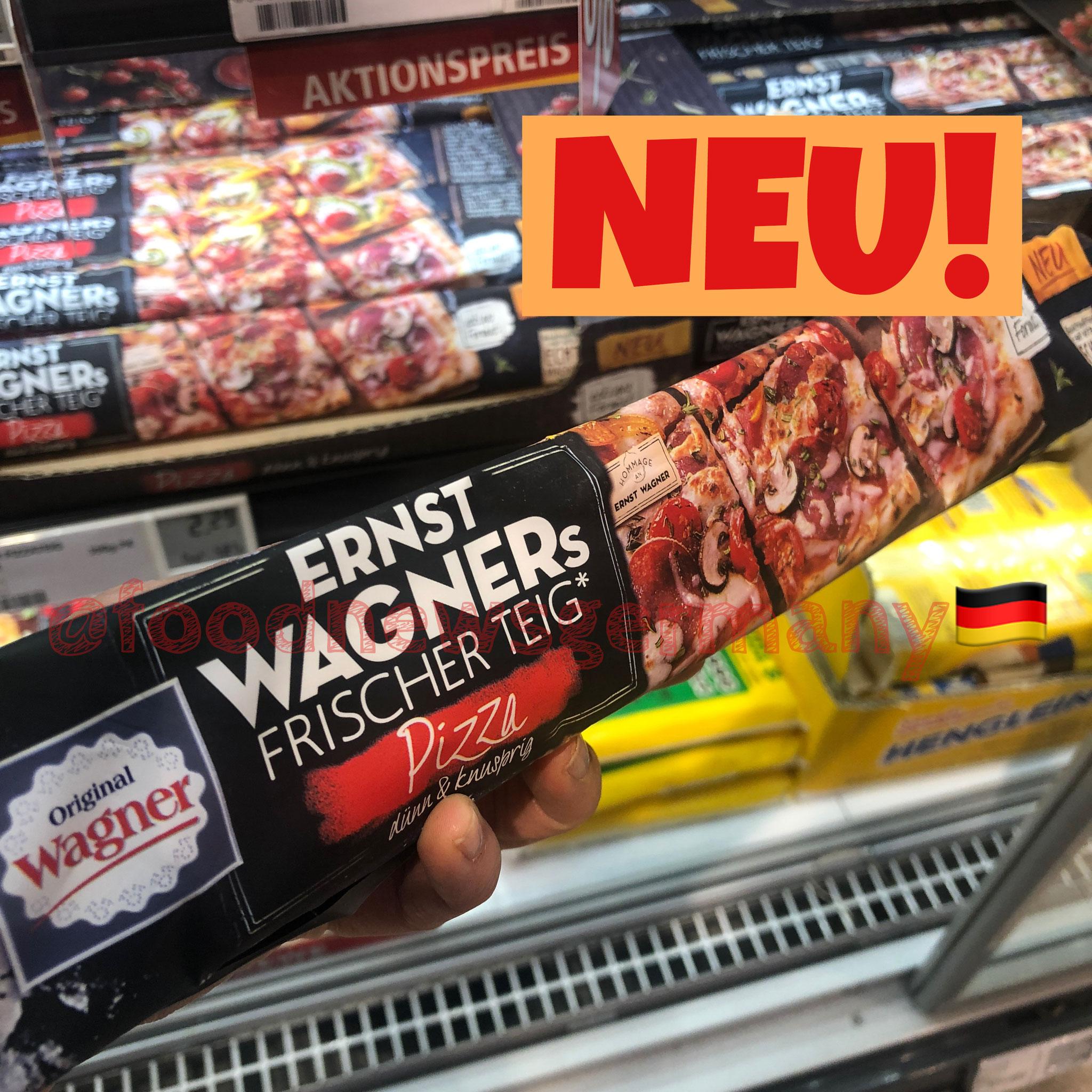 Ernst Wagners Frische Teig Pizza
