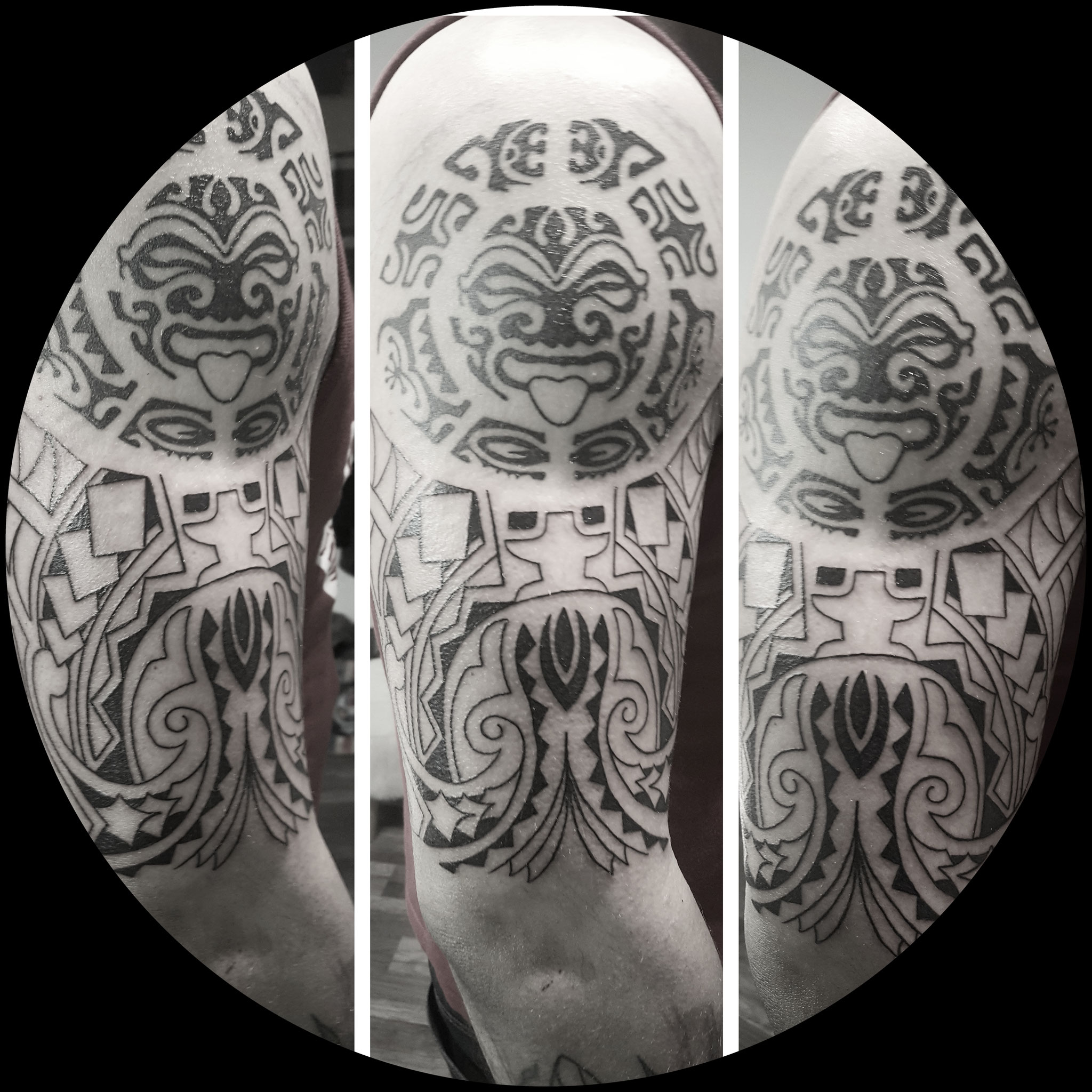 Maori (without meaning) 1