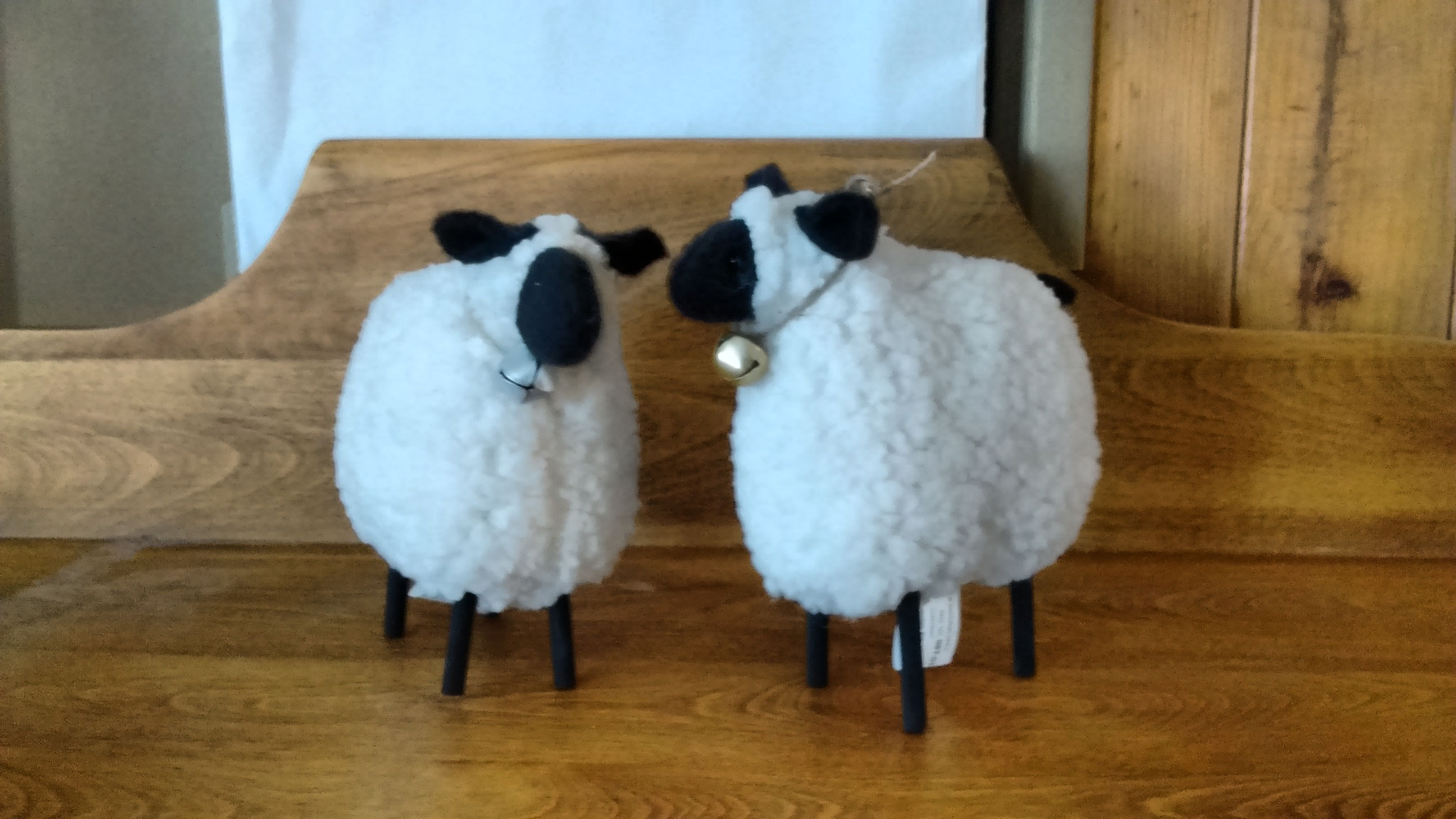 FLEECY SHEEP