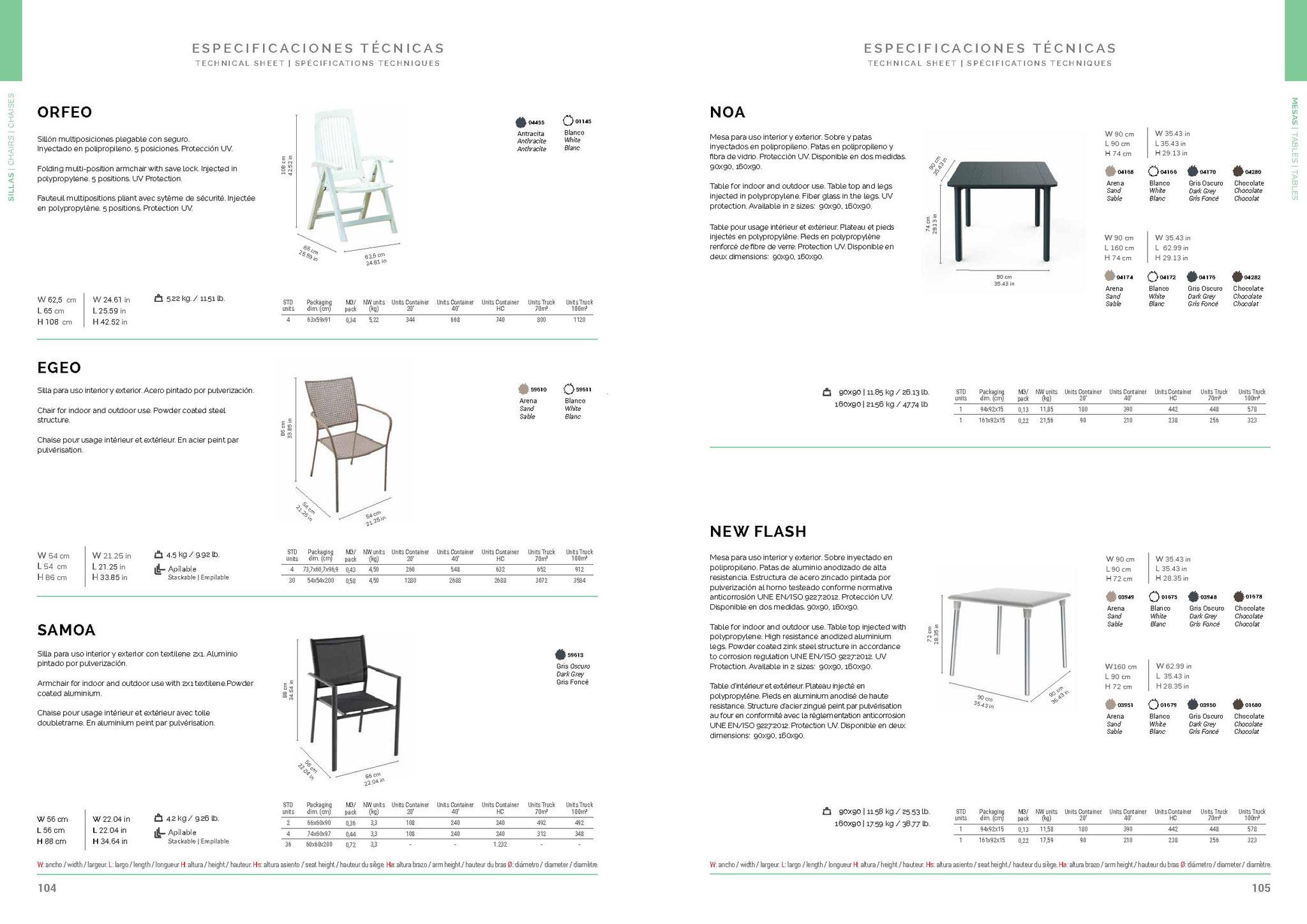 44455555 evento design sedie