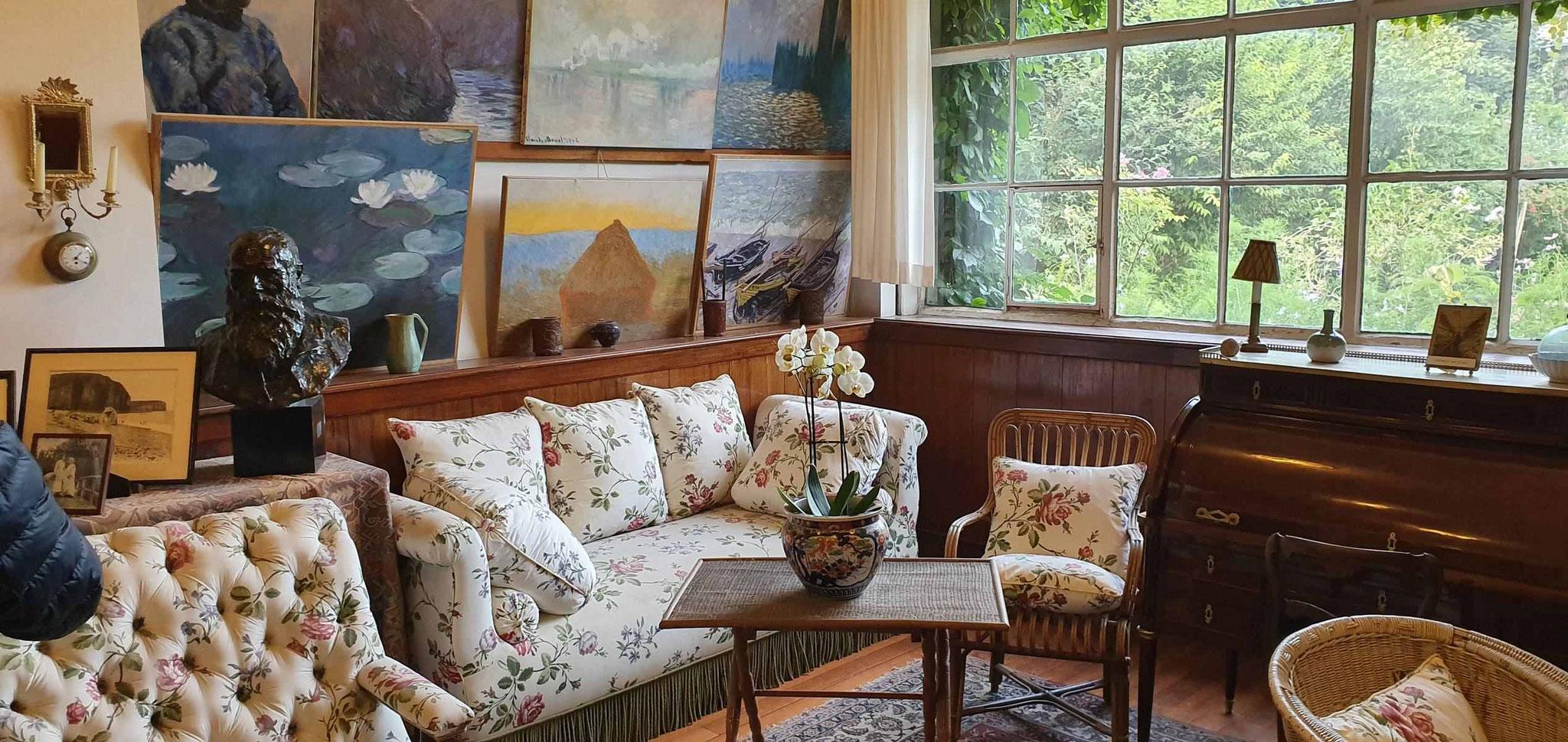 Wohnhaus von Claude Monet