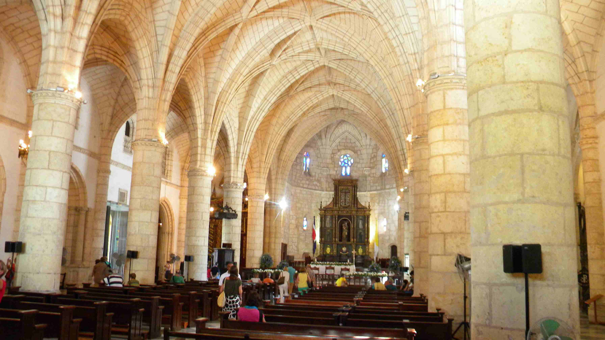 Catedral de Santa Maria la Menor in Santo Domingo