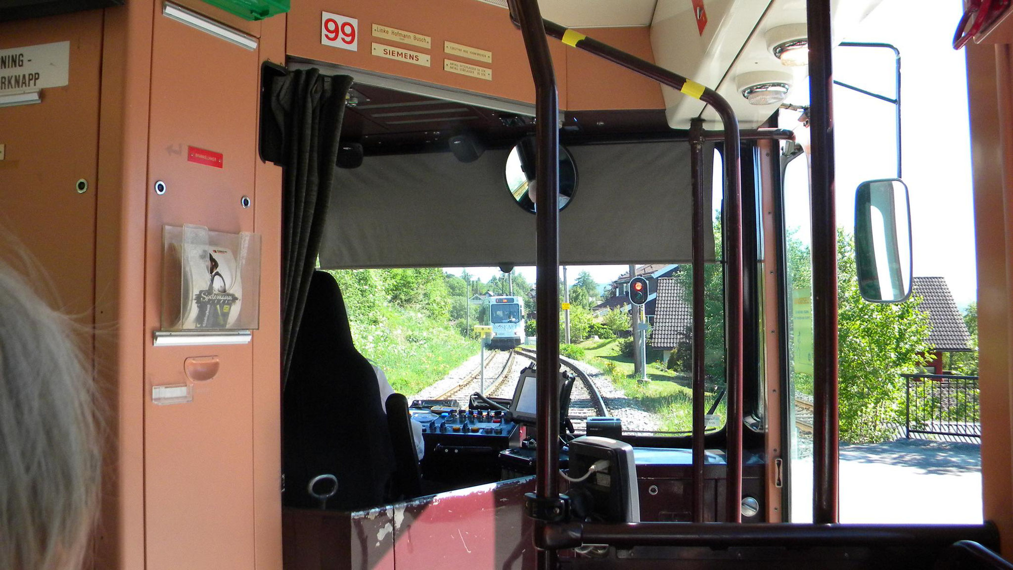 Gråkallbahn - Straßenbahn