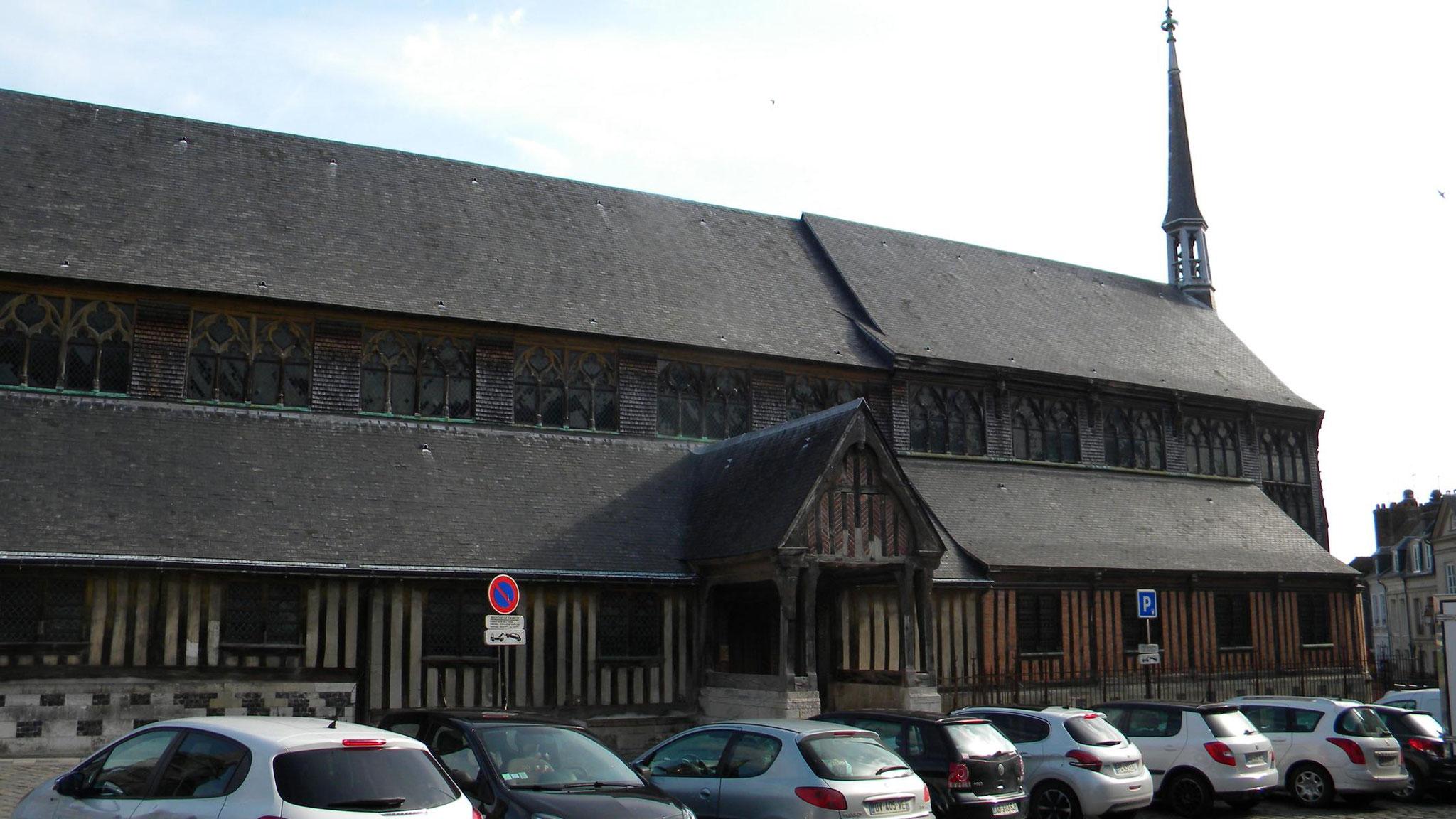 Holzkirche Saint-Catherine