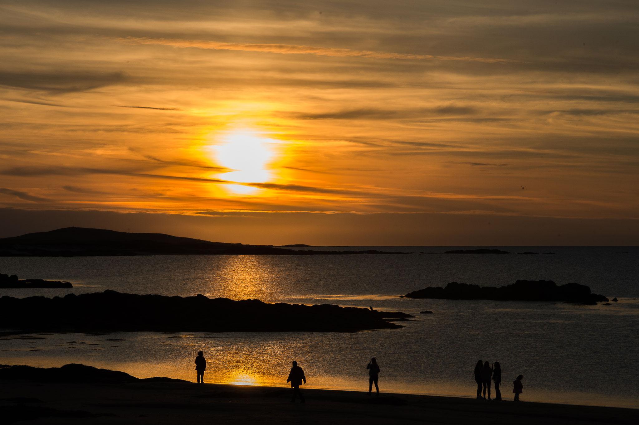 _D4S6934_Coucher de soleil-parc du Connemara Cliffden-Irlande