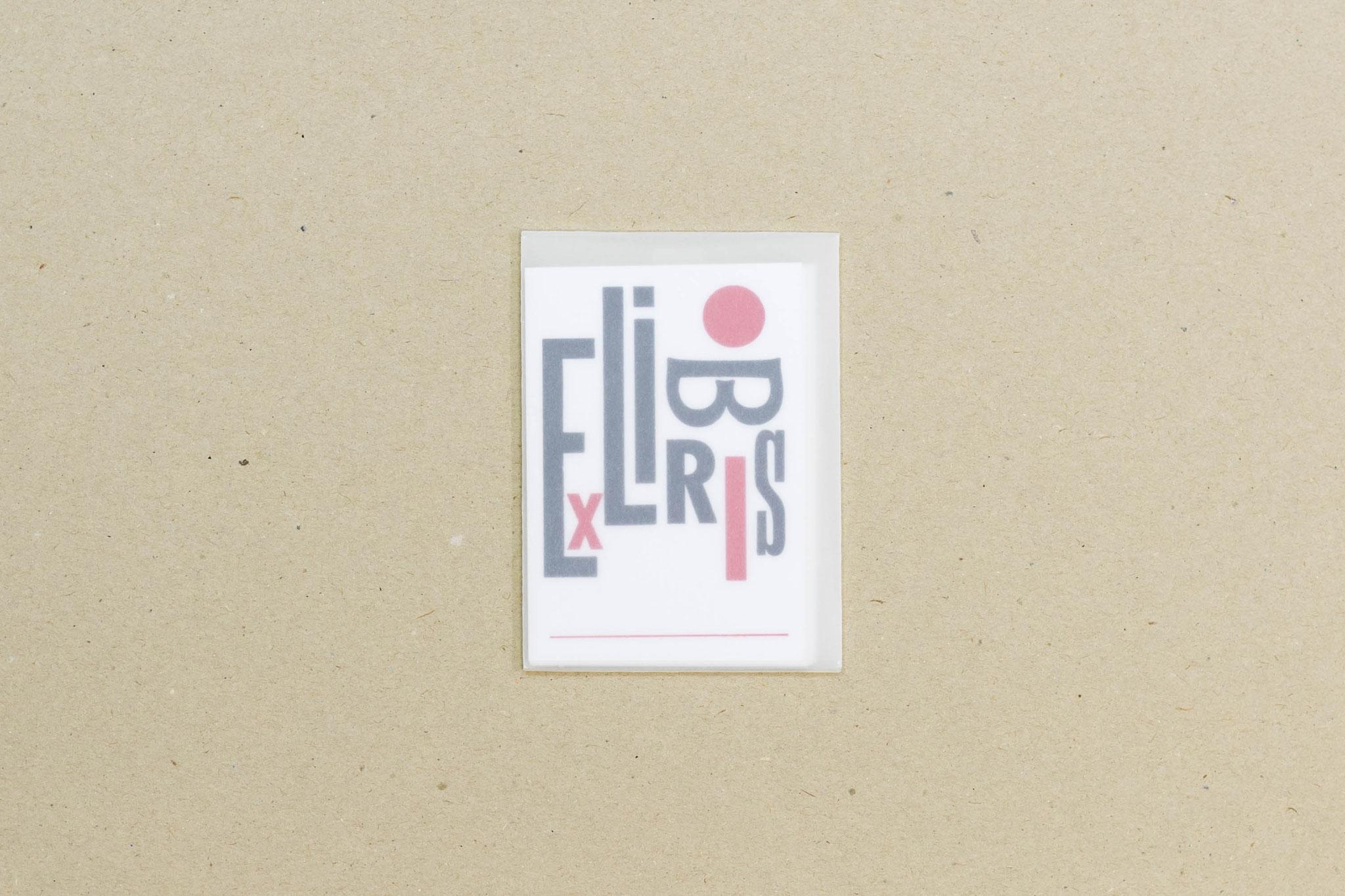 1. Ex-Libris
