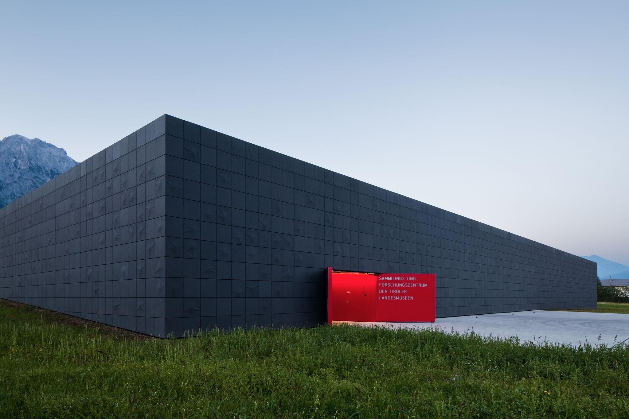 Sammlungs- und Forschungszentrum