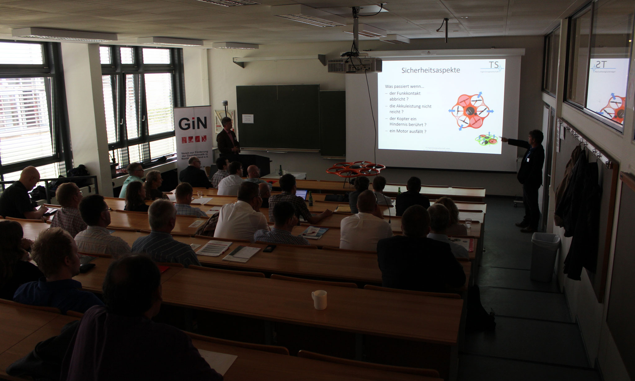 "GiN-Forum ""Mobile Systeme"" in Oldenburg"