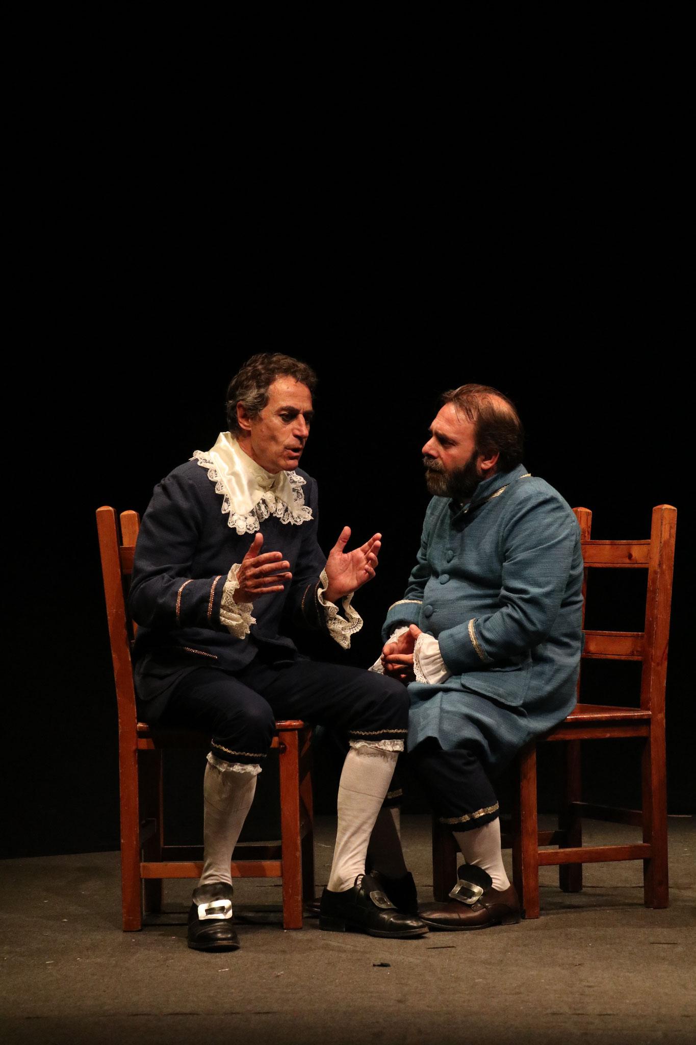 """Maggio 2017 """"Tartufo"""" al Teatro Agorà"""