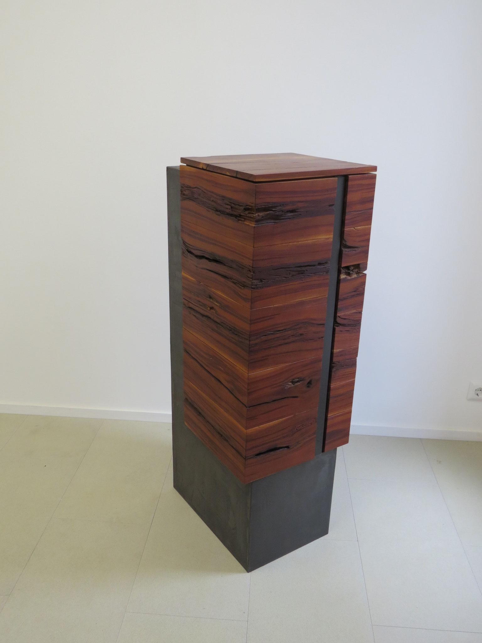 Eisen beschichtet, Holz Zwetschge