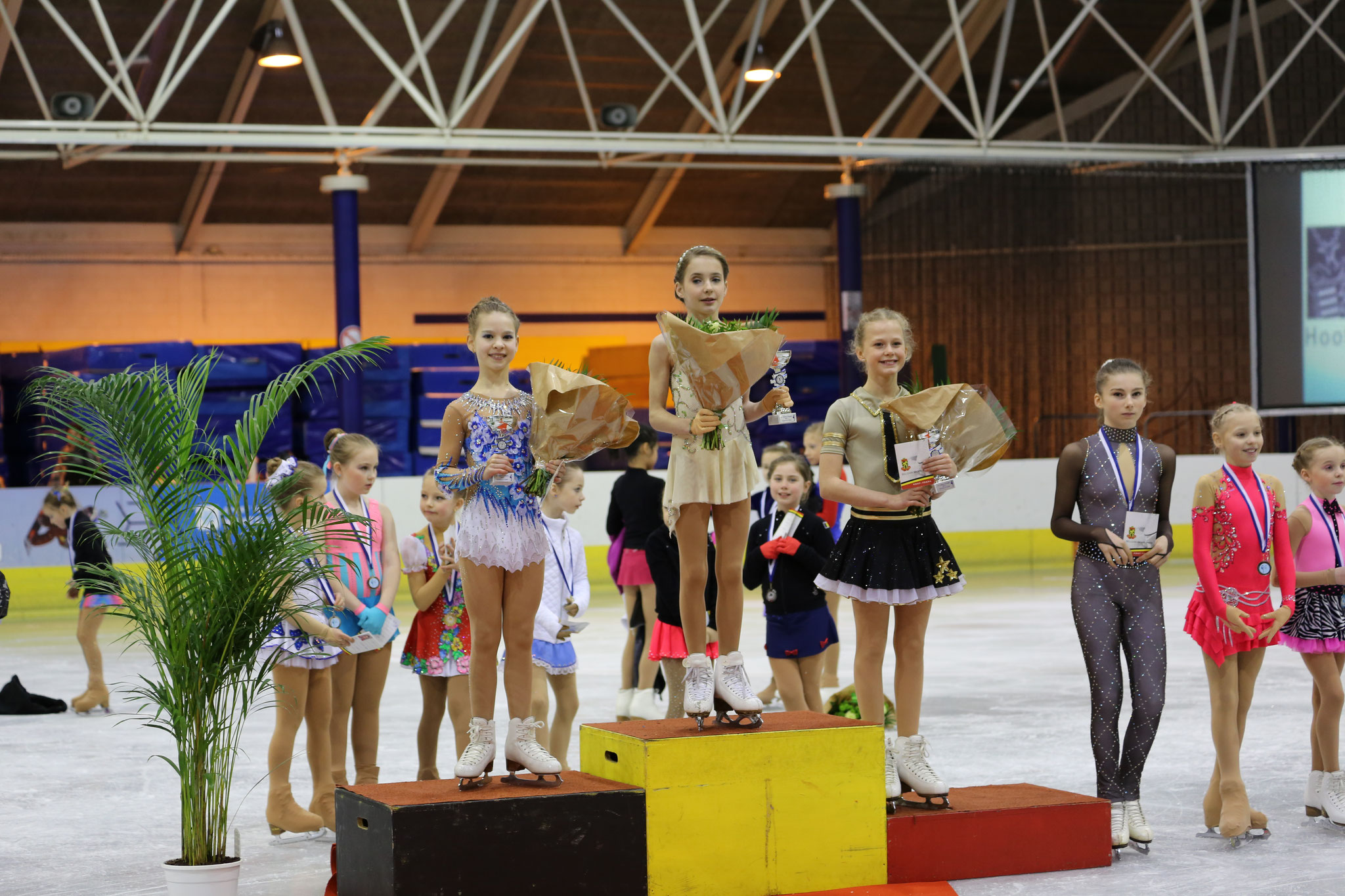 Ice Talent Trophy 2de plaats A