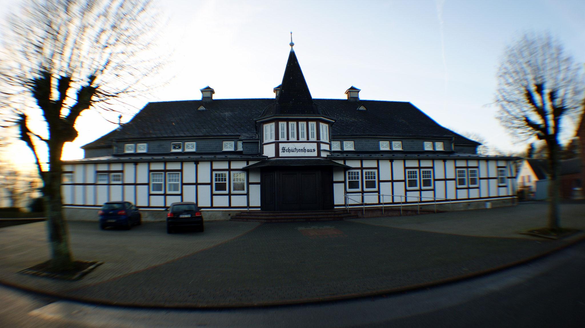 Schützenhalle in Obermarsberg