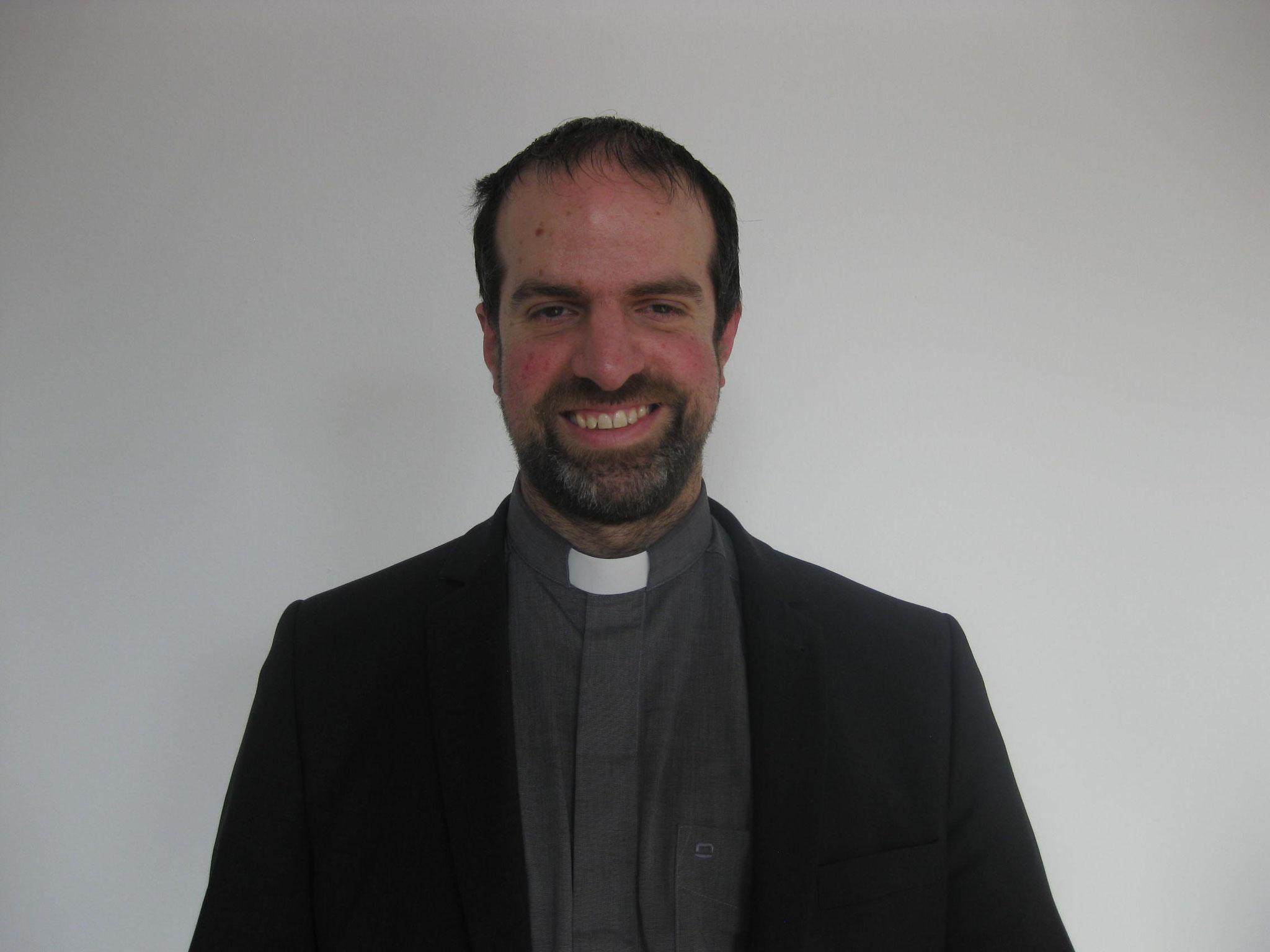Pfarrvikar Rainer Herteis <br> Geistlicher Beisitzer