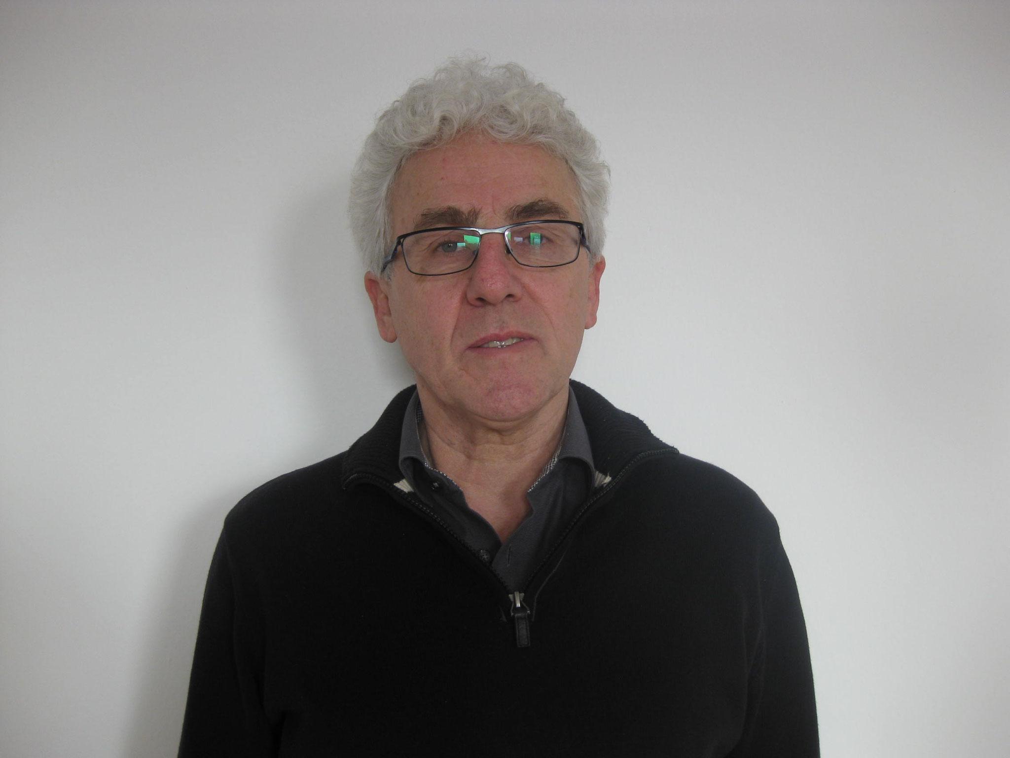 Gerhard Keßler <br> 1. Beisitzer