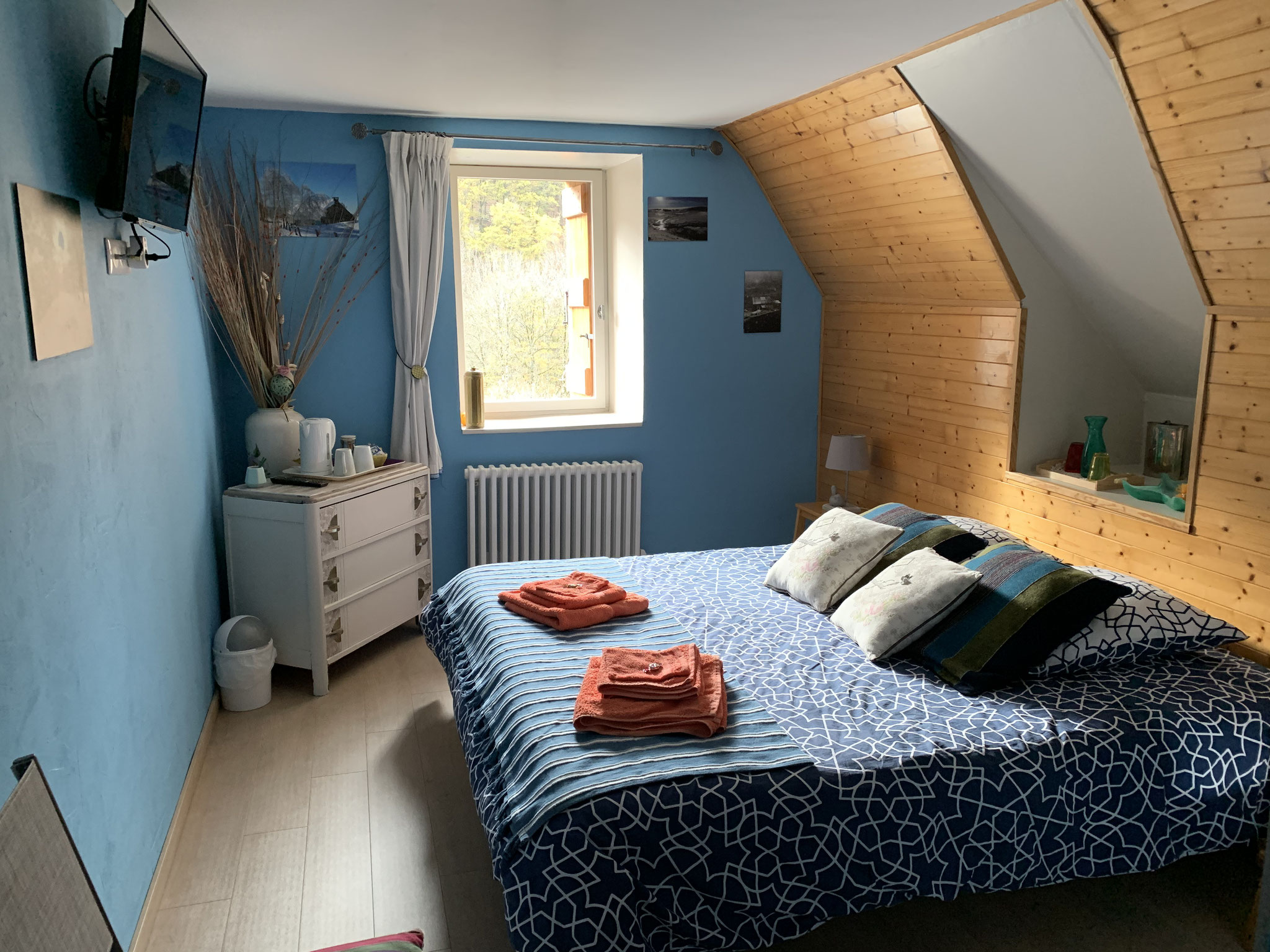 Chambre Hiver 1/2 pers.