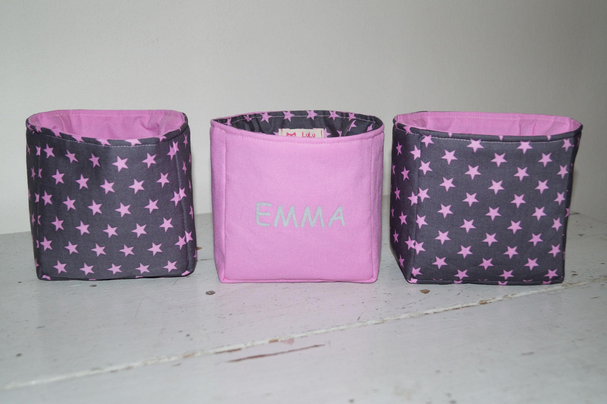 Sterne / Pink