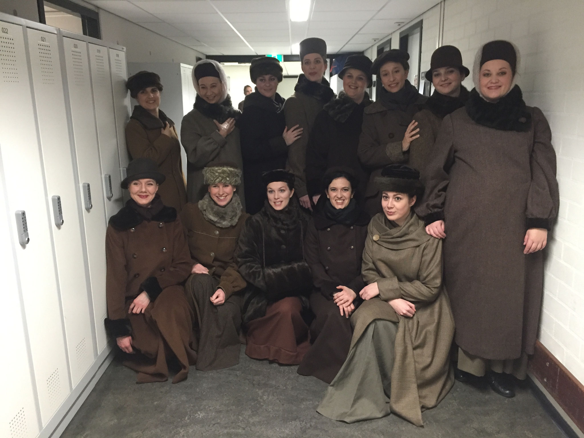 Back Stage Prins Igor production '17 - Nationale Opera