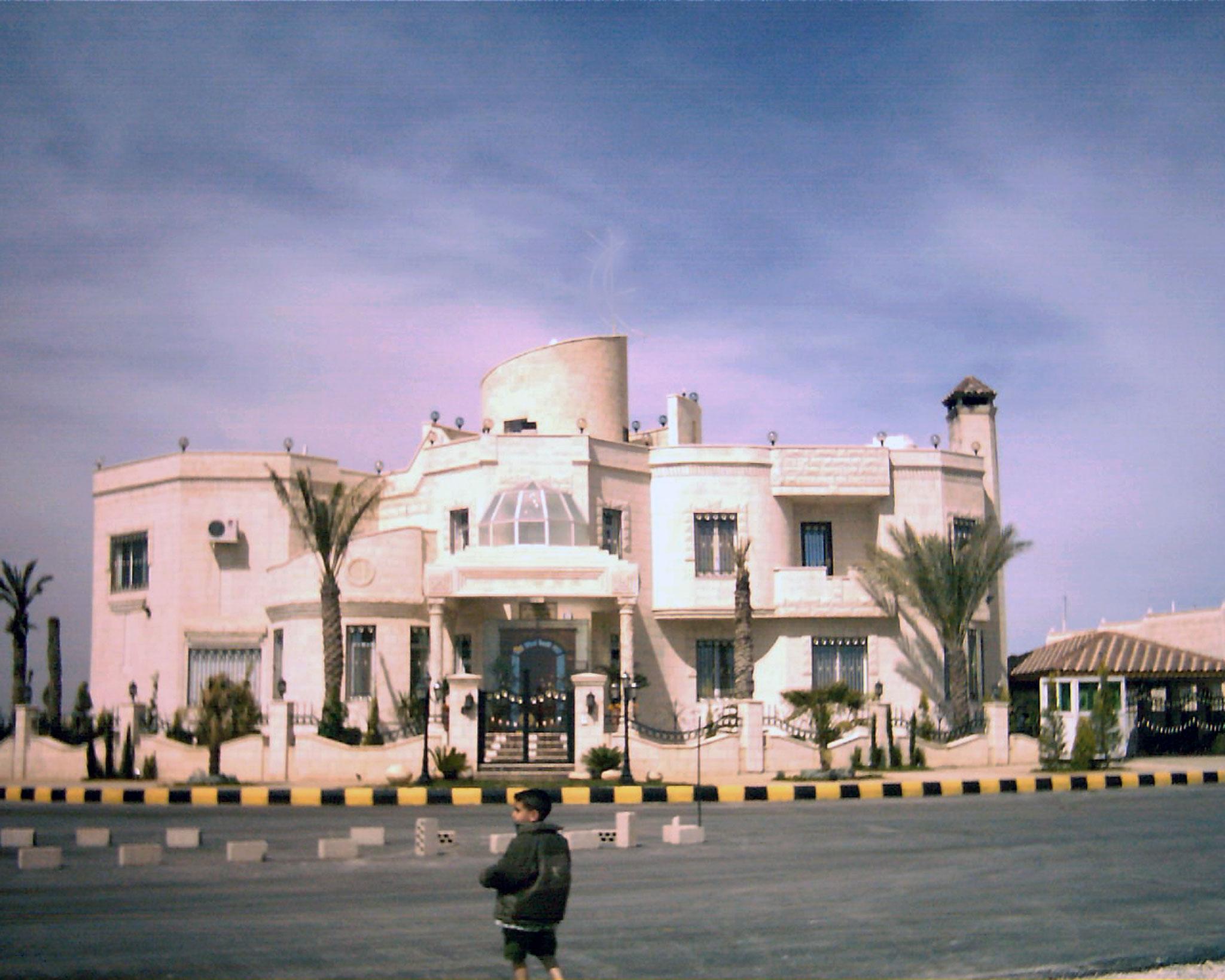 Mr N. AbdulRahim Villa - Jubeiha -Amman