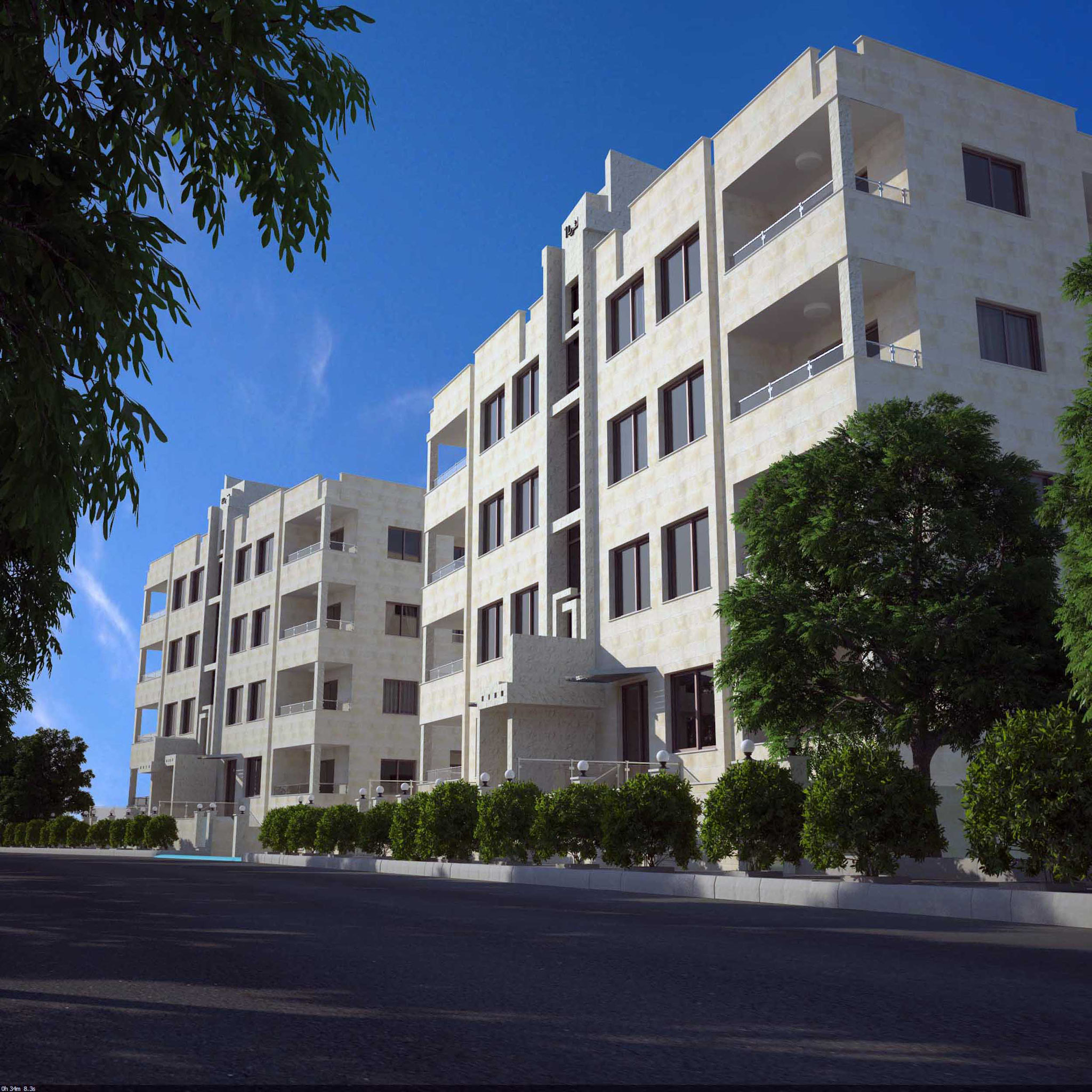 H. A. Housing Co  - Complex 1 & 2  Yasmin quarter - Jordan