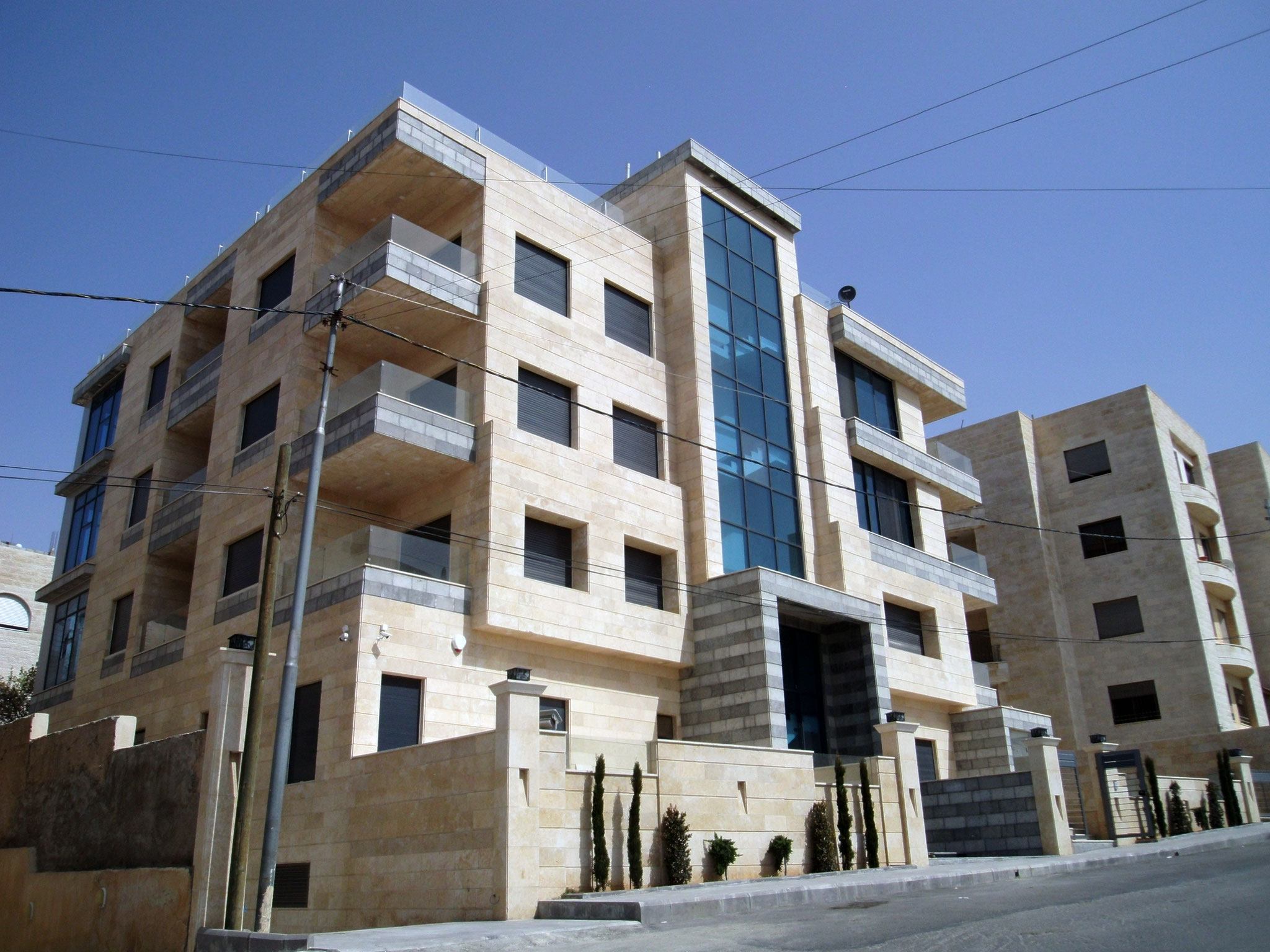Mr O. Khalil Residence Building