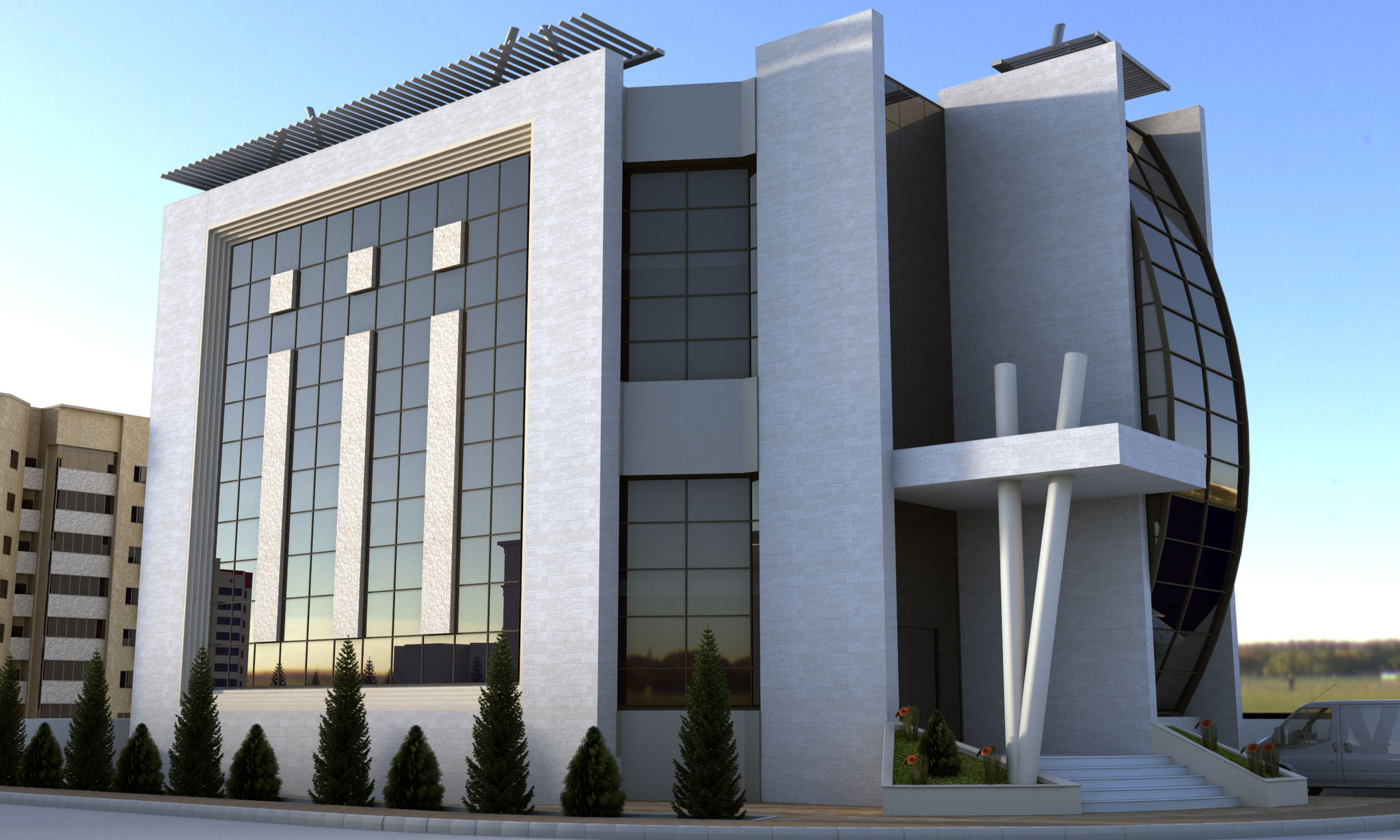 Al-Shorouk Complex is the  headquarter  of Seba Med company offices