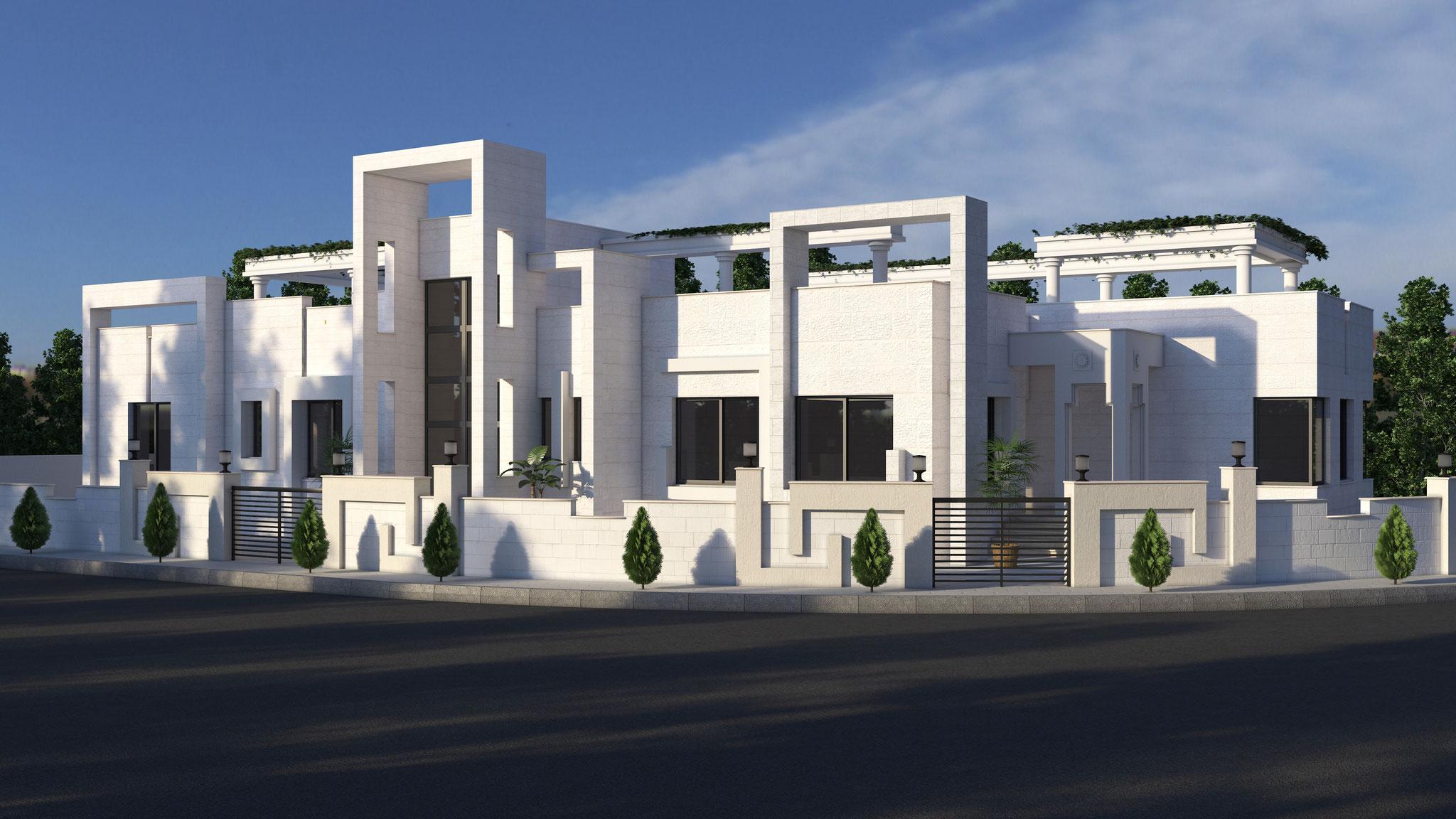 Mr M. Amaierh Villa - Amman - Jordan