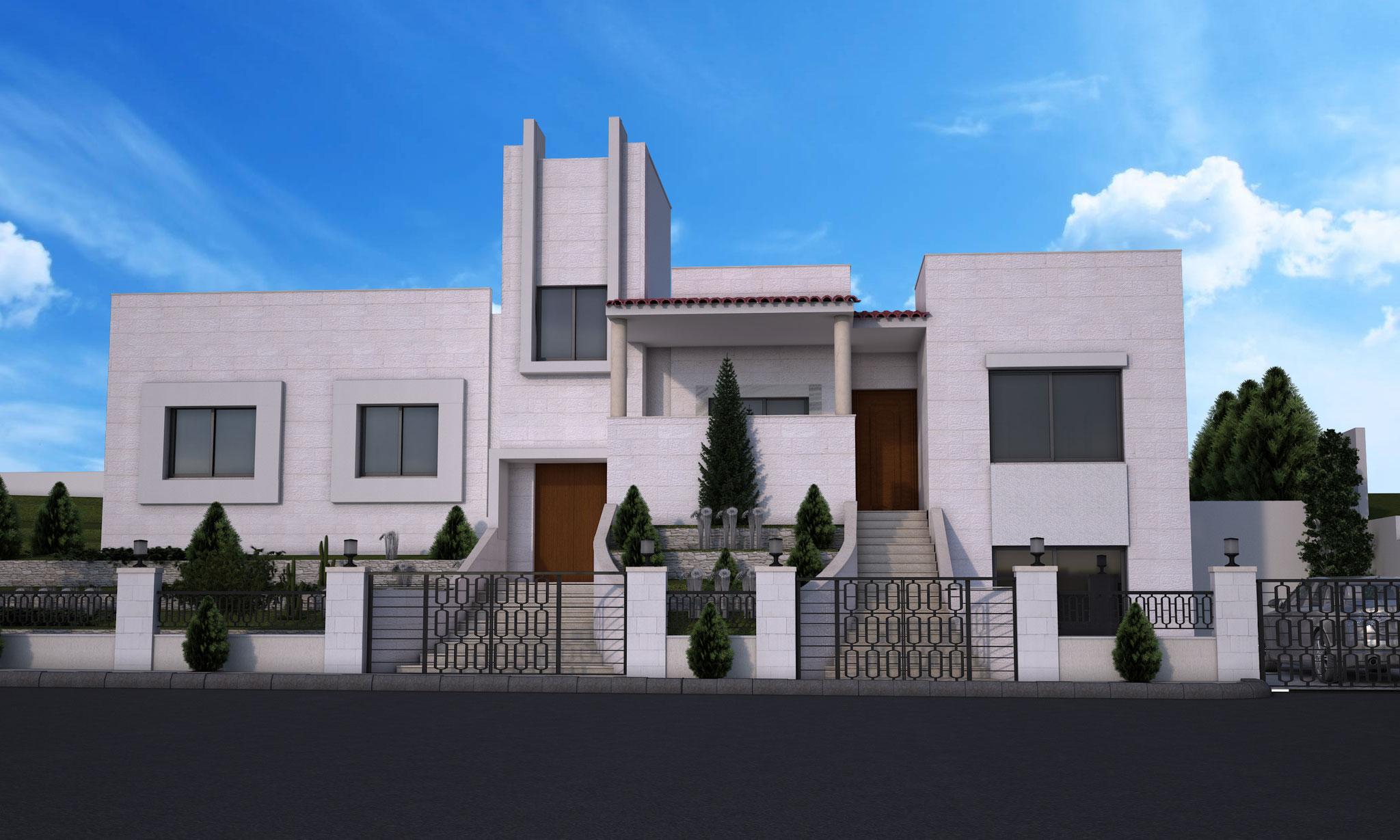 Mr S. AbuSnineh Villa  Amman
