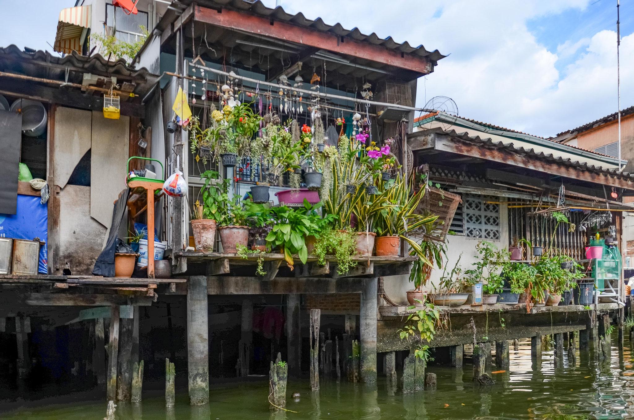Bangkok - GG - Sur l'eau