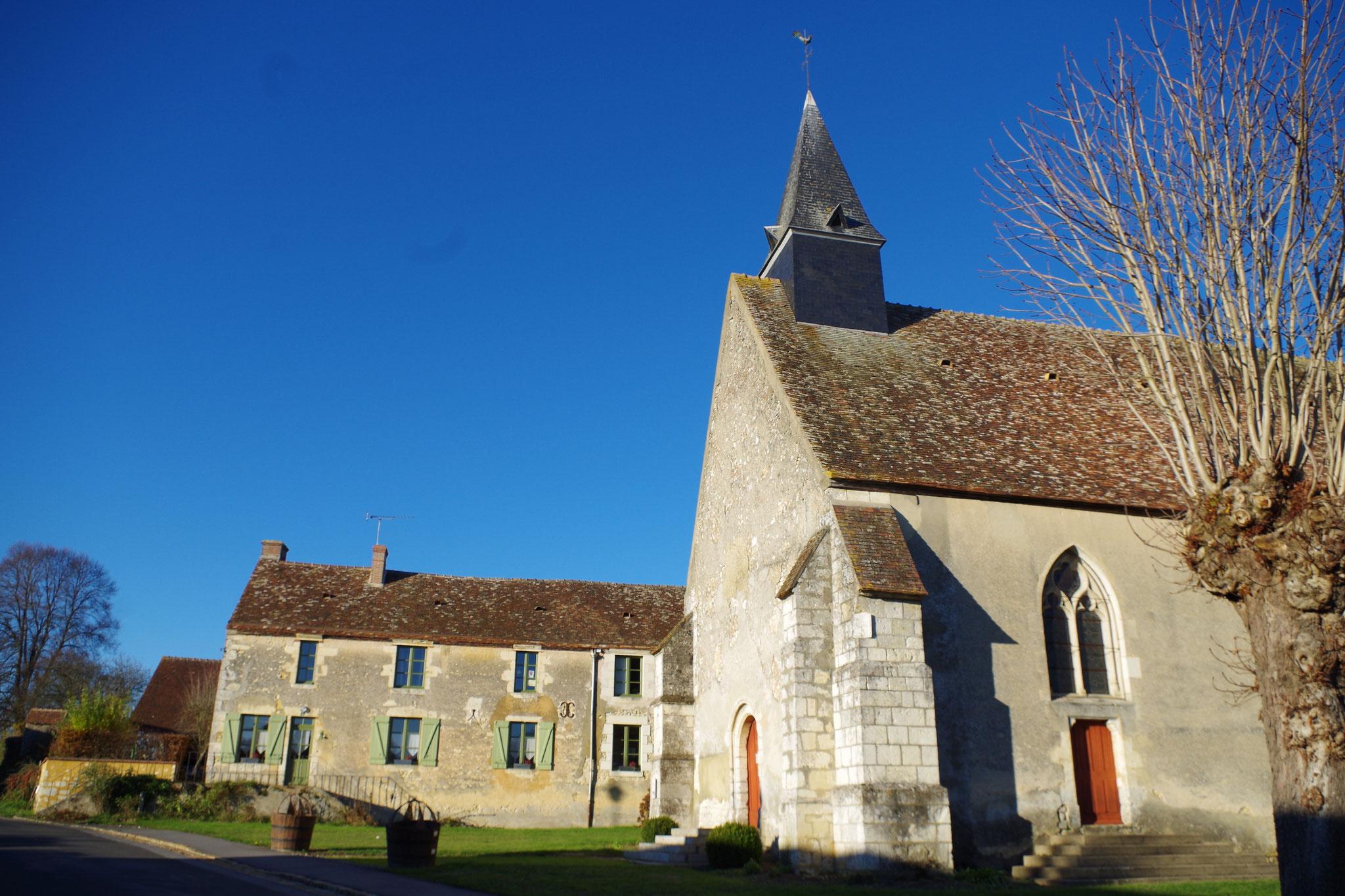Saint Agnan sur Erre