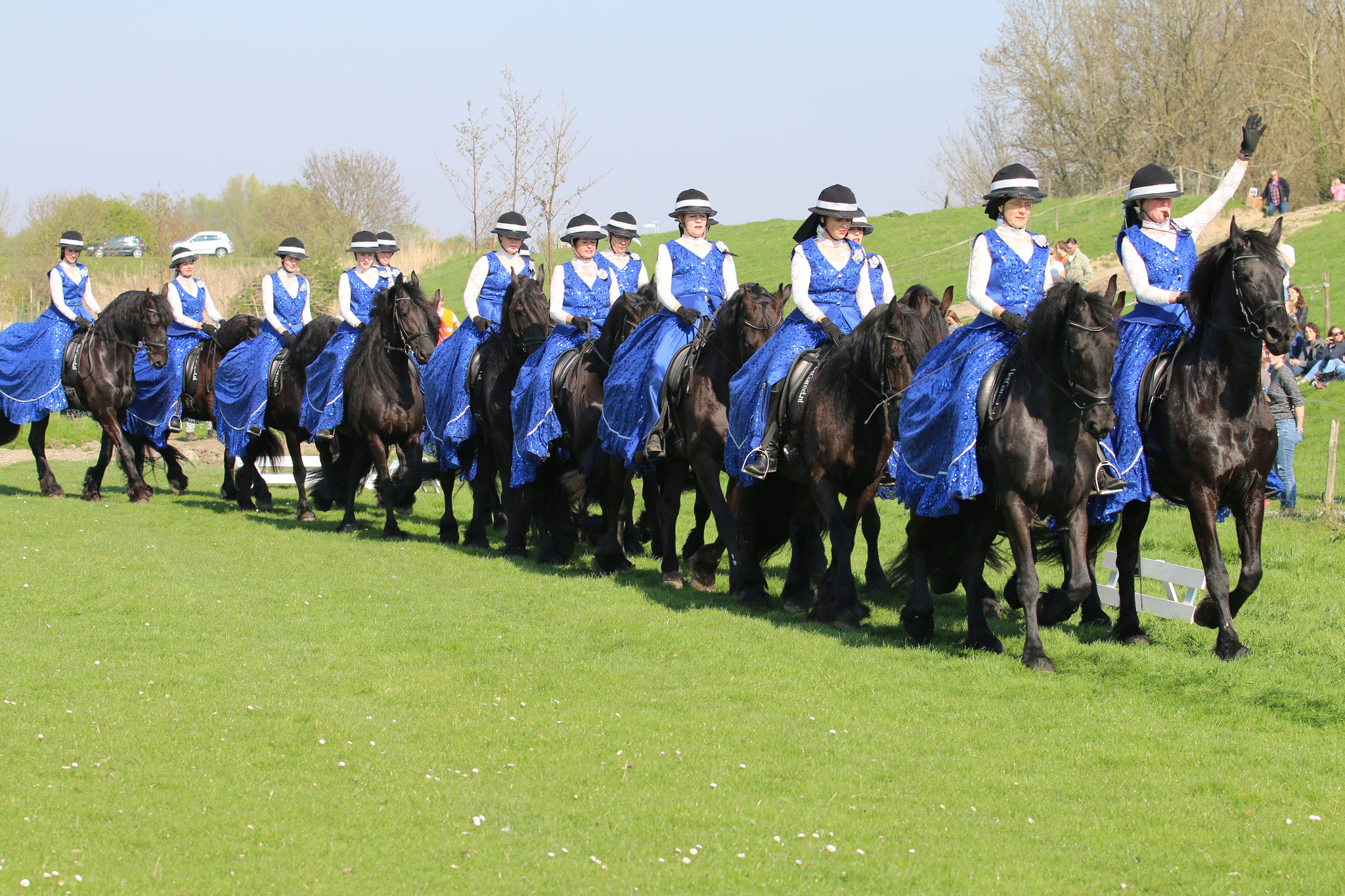 Show Stichting Paardenwelzijn april 2017