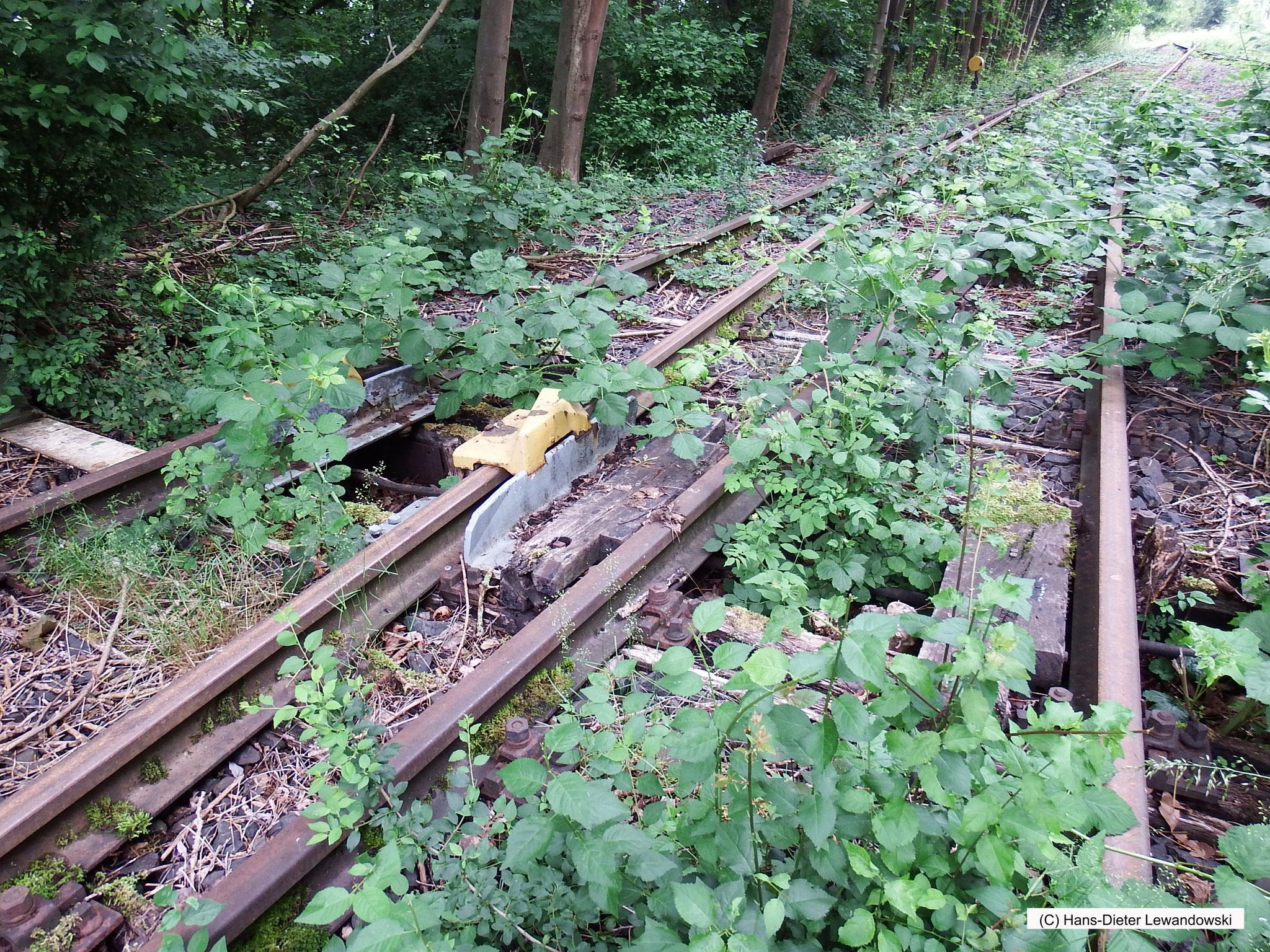 Ehemaliger Bahnhof Bockenem im Ambergau