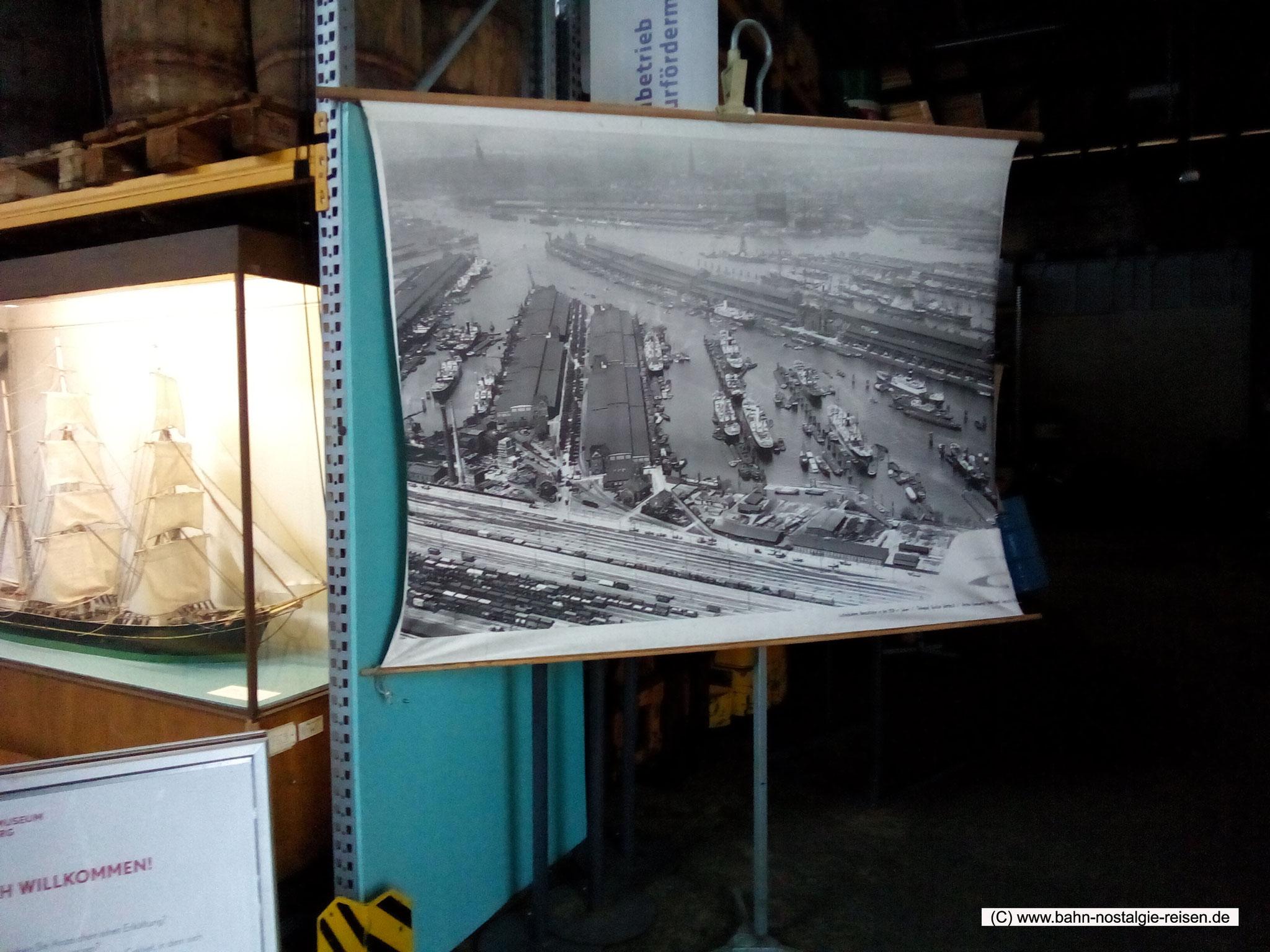 Schaudepot Hafenmuseum Hamburg