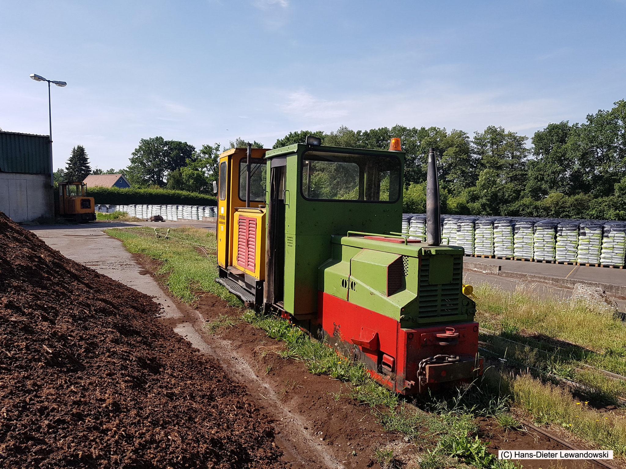 Die Lokomotiven