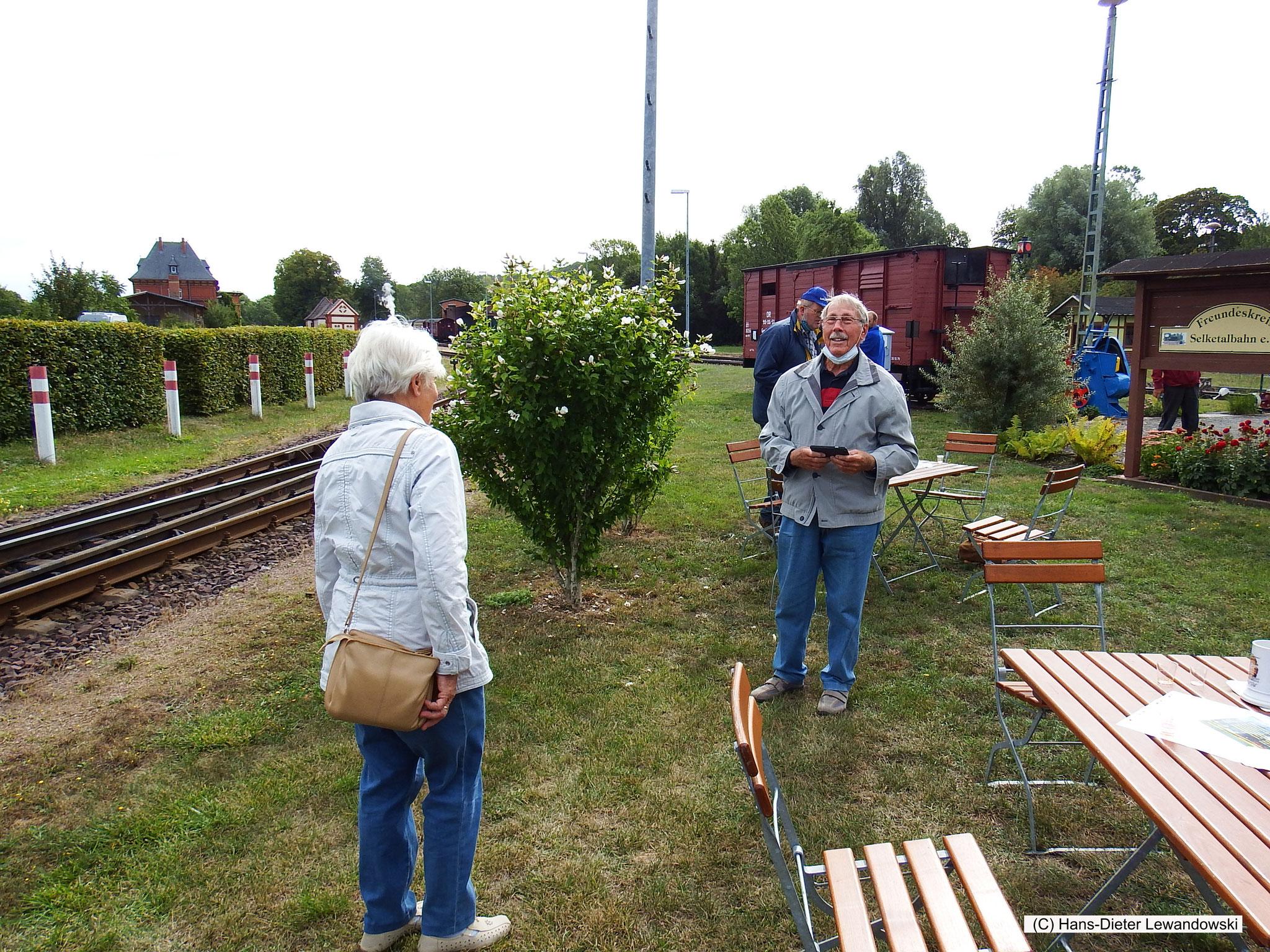 Freundeskreis Selketalbahn - Gernrode