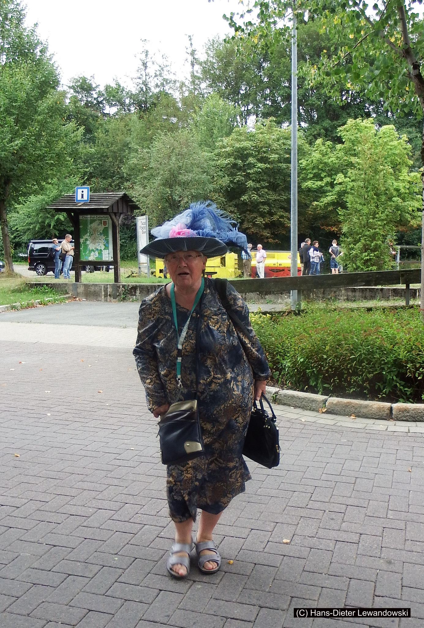 Ingrid Lader - Buchautorin speziell zur ehemaligen Innerstetalbahn