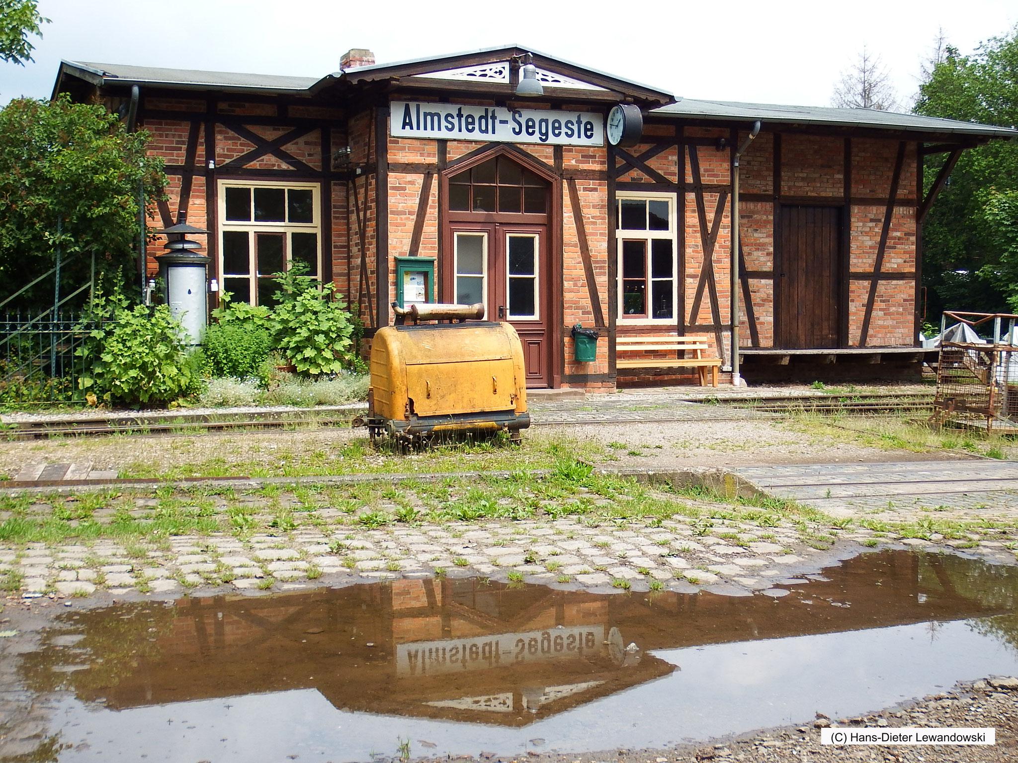 Unweit der Ambergaubahn liegt die Almetalbahn - https://www.almetalbahn-online.de/