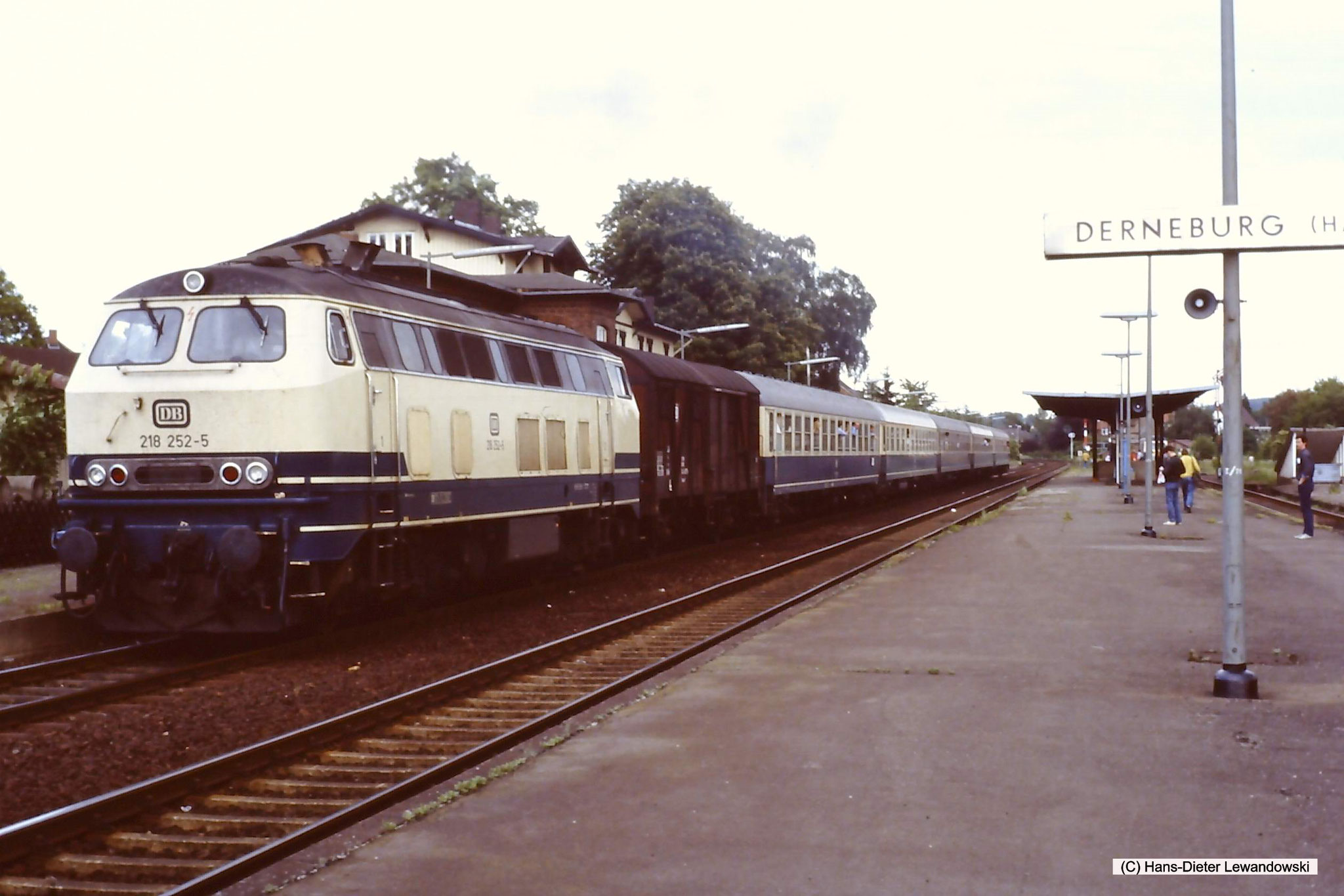 Bahnhof Derneburg